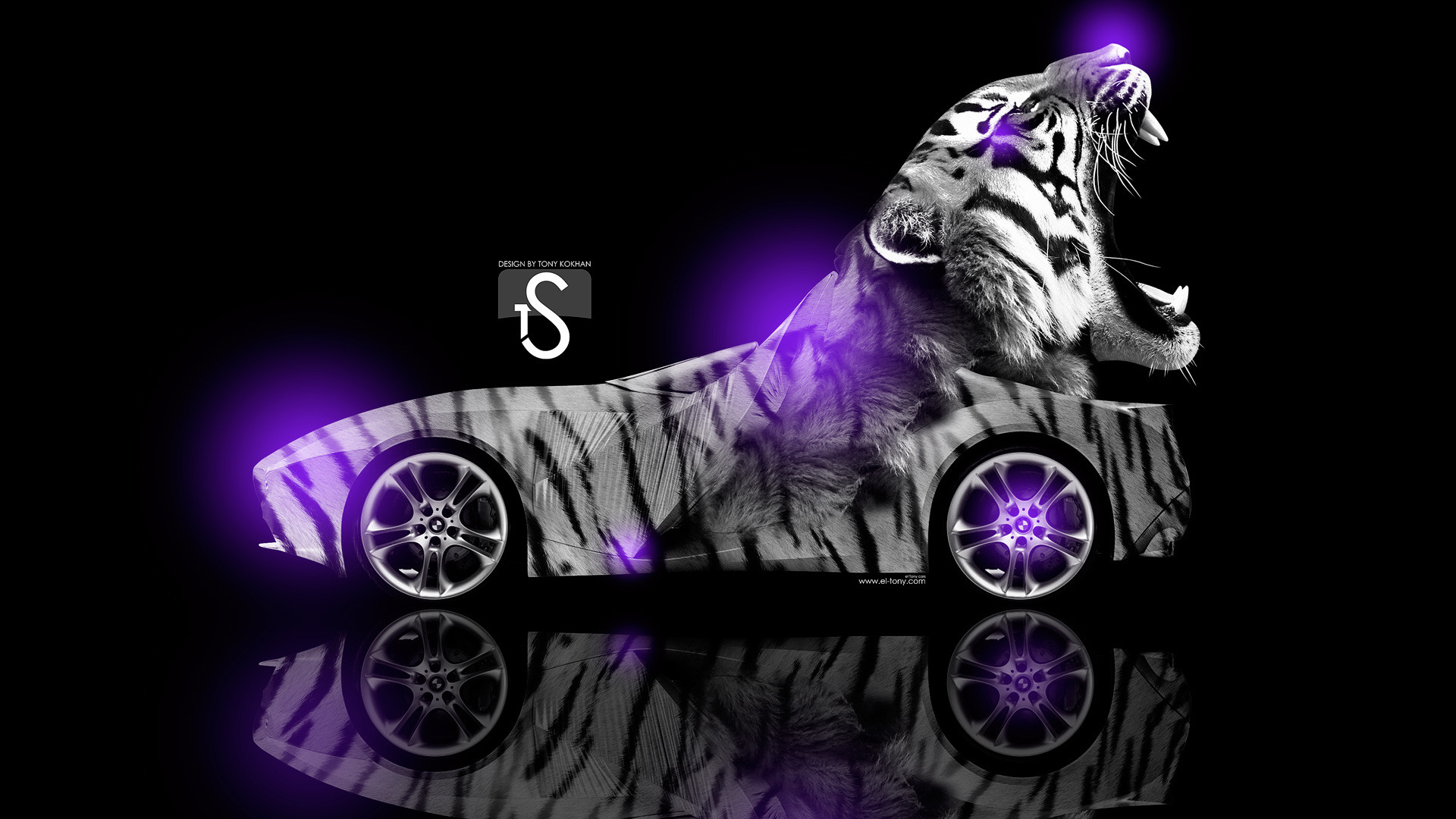 Tiger-Violet-Neon-2013-HD-Wallpapers-by