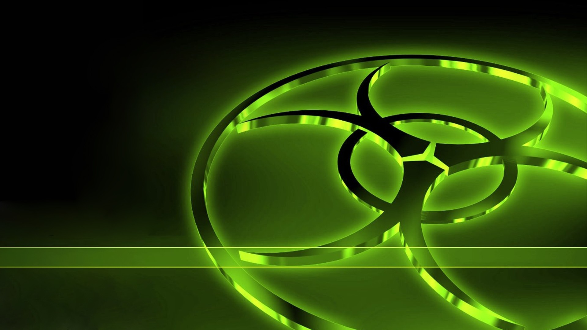 Download Free Green Neon Wallpaper.