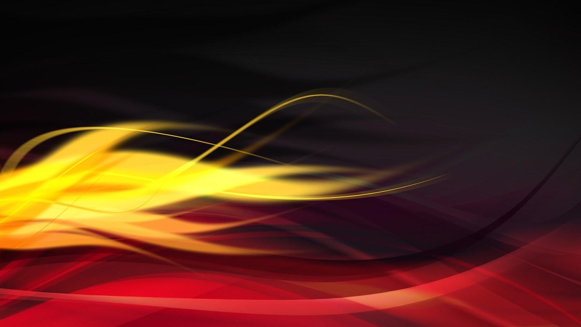 Abstract black digital art red flame wallpaper     293200    WallpaperUP
