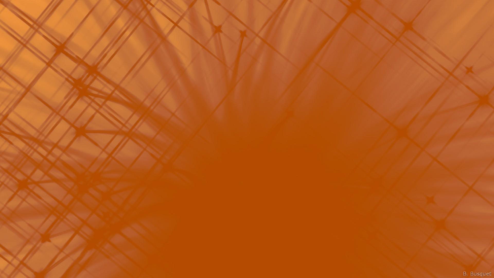 Dark orange pattern