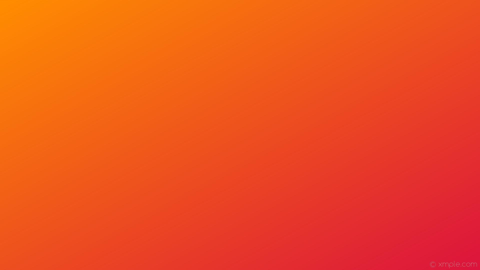 wallpaper orange gradient linear red dark orange crimson #ff8c00 #dc143c  150°