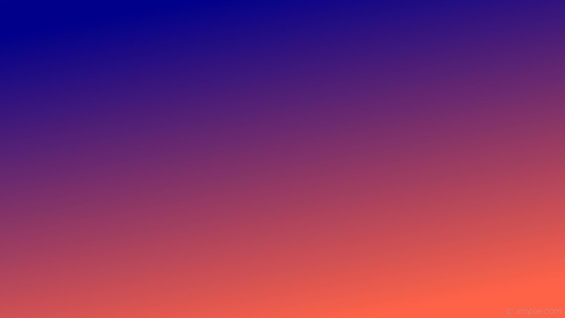 wallpaper gradient blue orange linear dark blue tomato #00008b #ff6347 120°