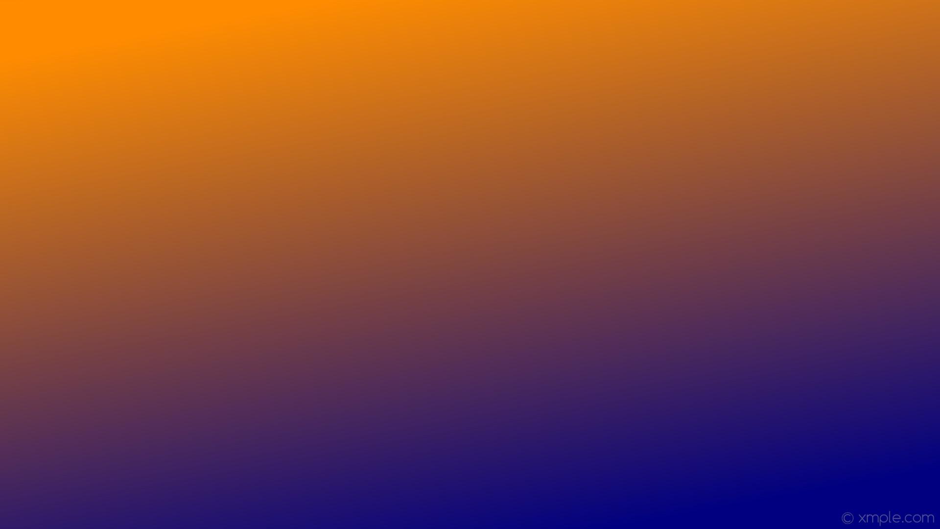 wallpaper gradient blue orange linear navy dark orange #000080 #ff8c00 300°