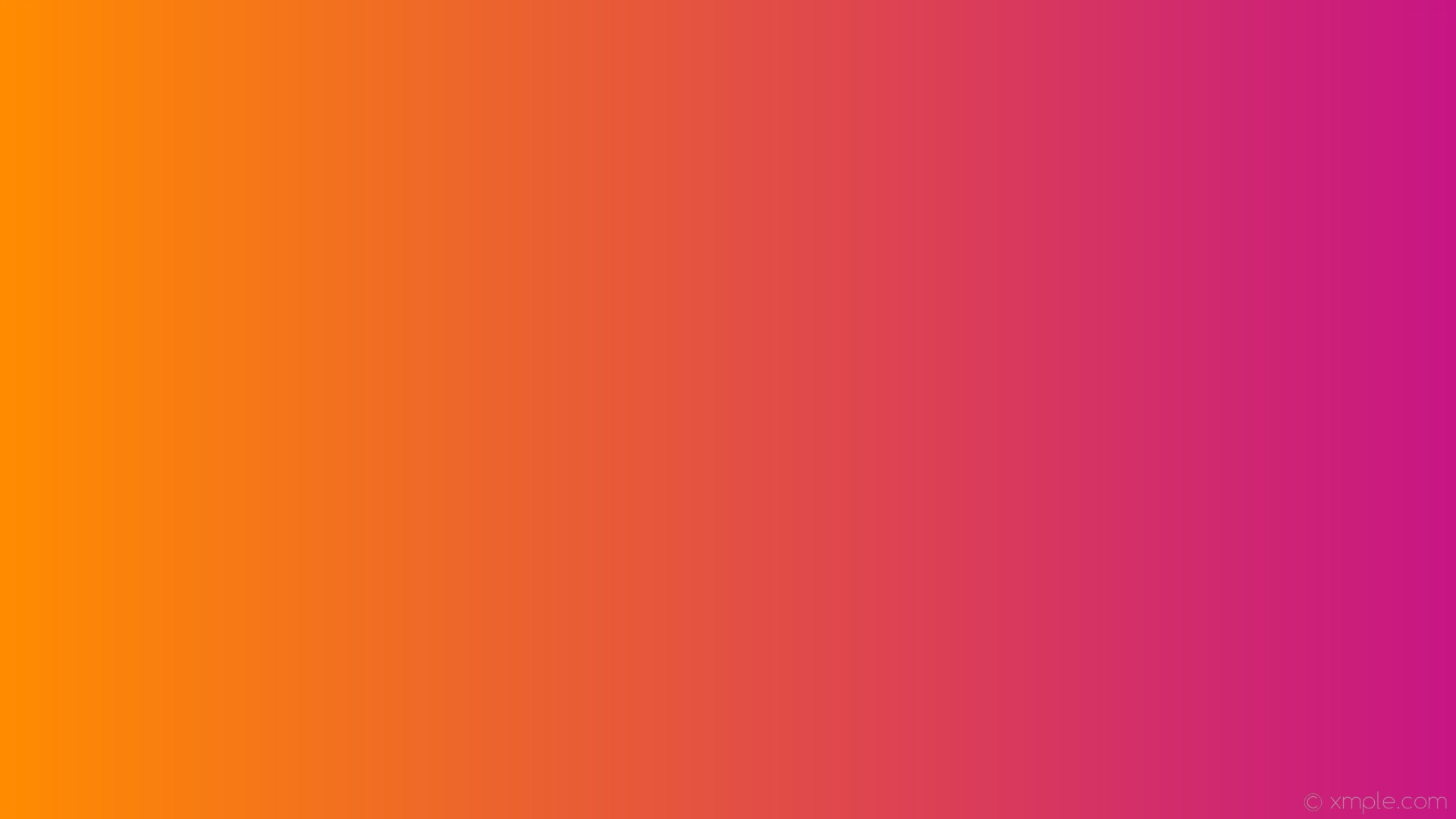 wallpaper linear gradient pink orange medium violet red dark orange #c71585  #ff8c00 0°