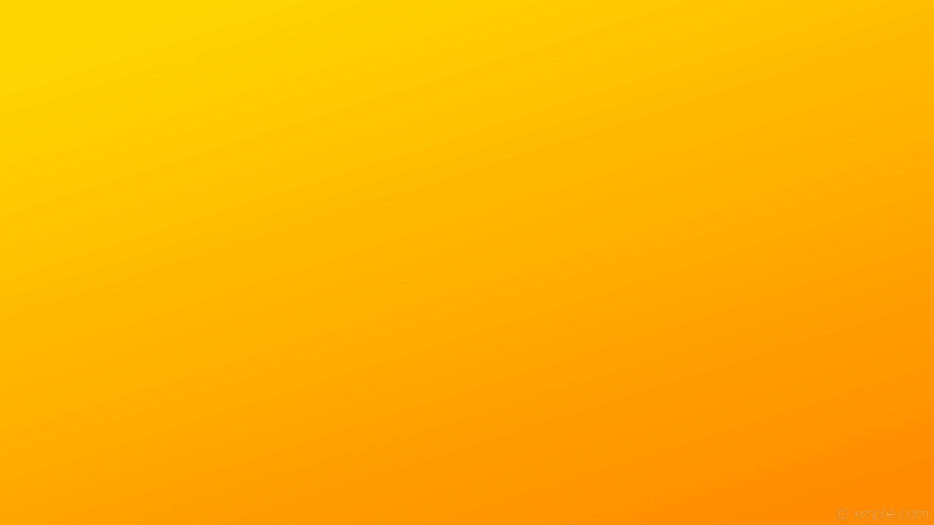 wallpaper linear gradient orange yellow dark orange gold #ff8c00 #ffd700  315°