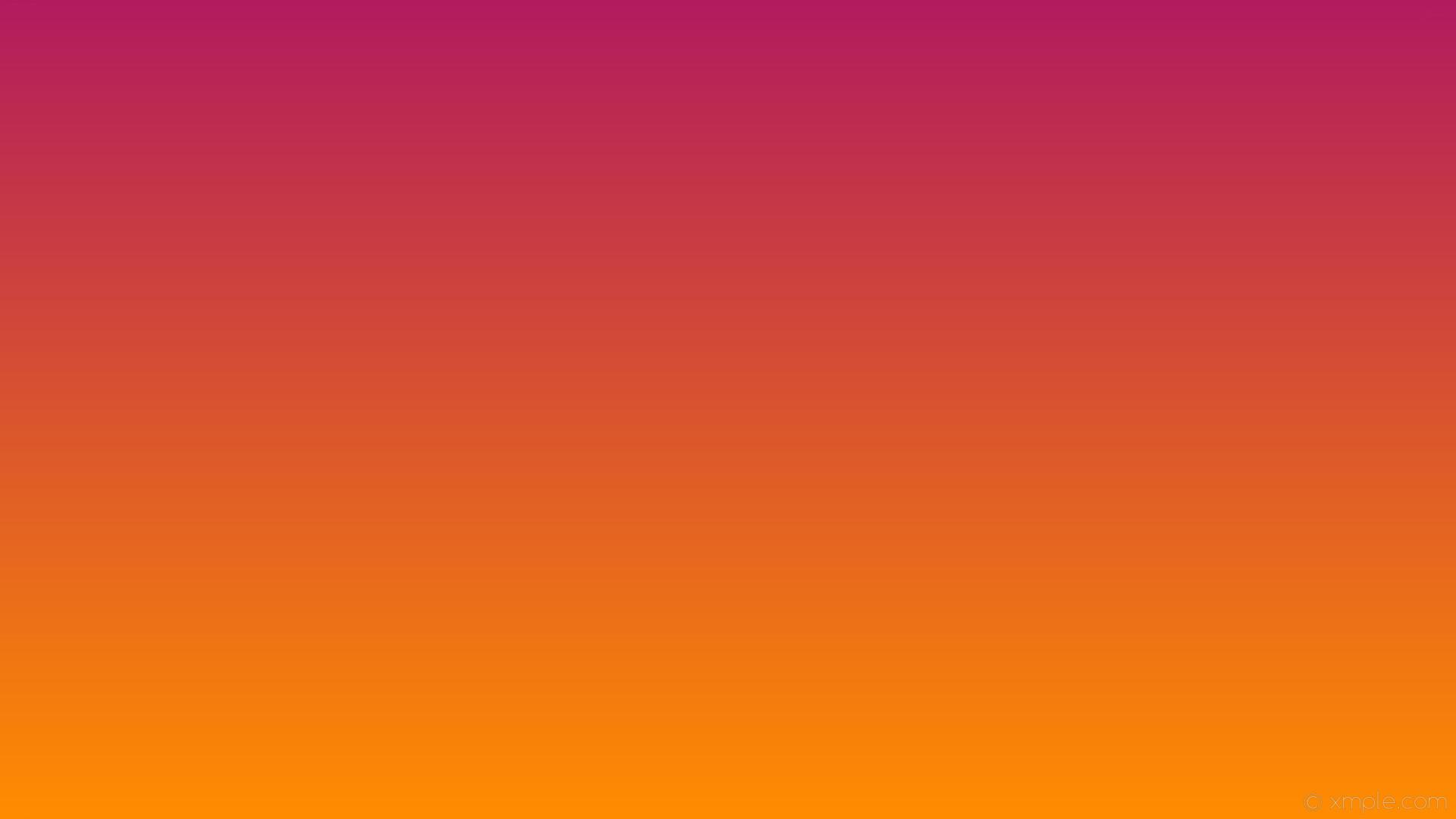 wallpaper gradient linear orange pink dark orange #b21b5e #ff8c00 90°
