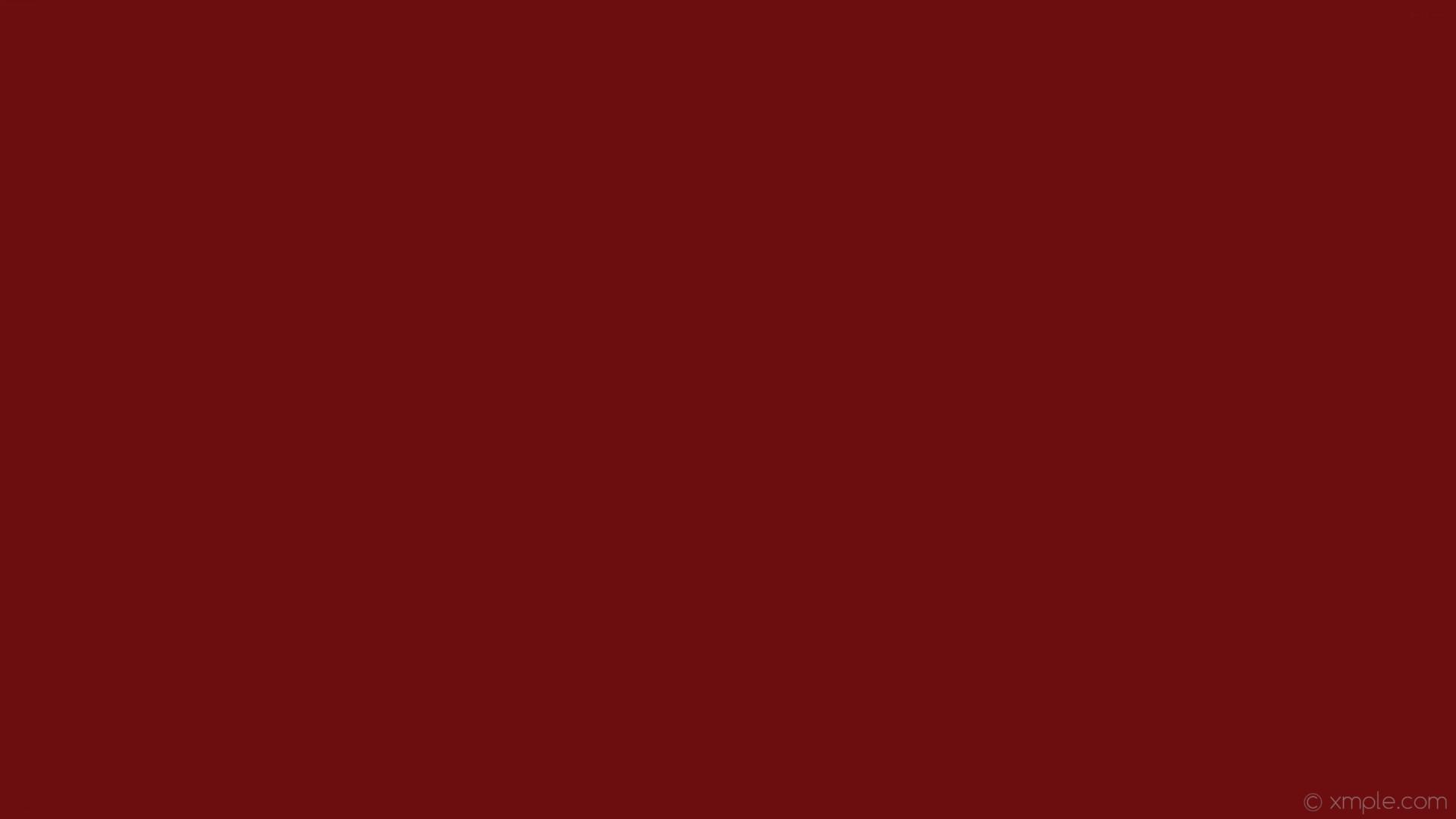 wallpaper single solid color red one colour plain #6c0d0f