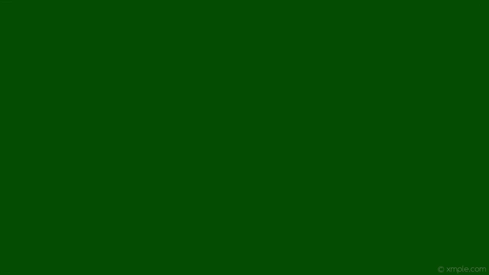 wallpaper green one colour plain solid color single dark green #064c00