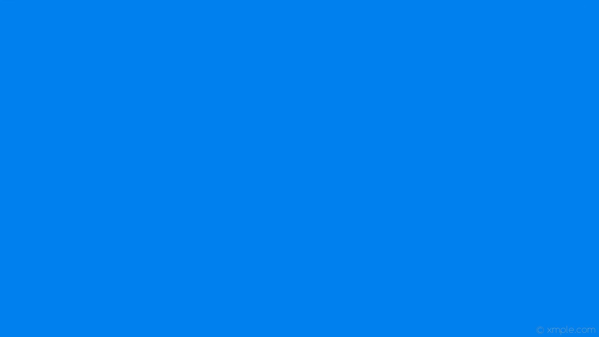wallpaper one colour azure solid color single plain #0080ec