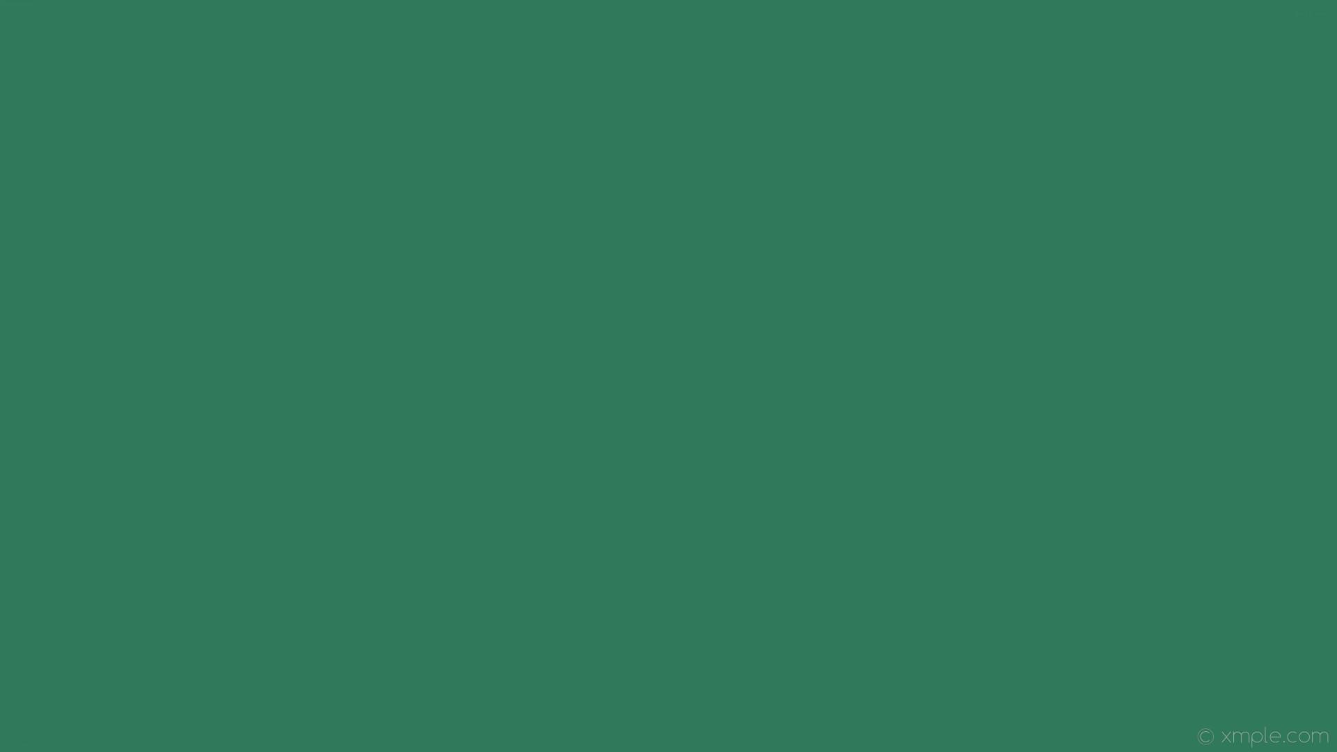 wallpaper plain single one colour turquoise solid color #30795a