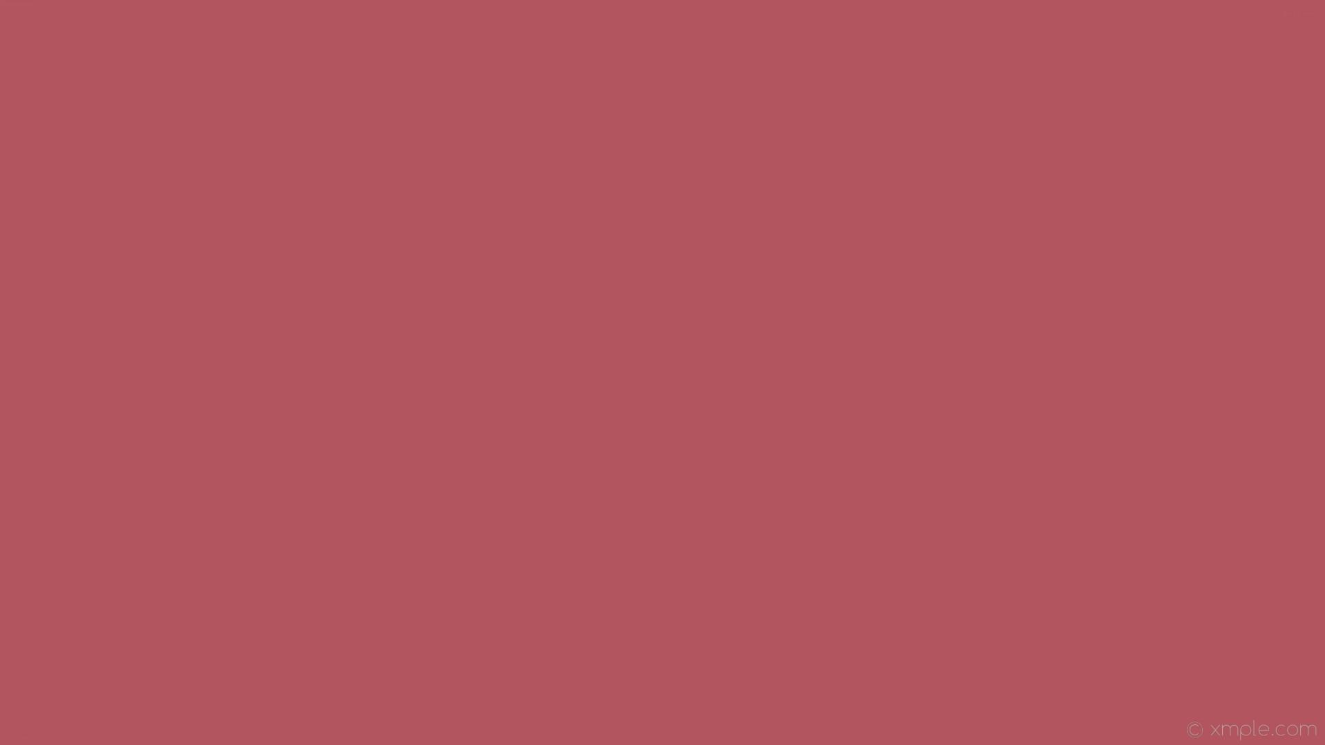 wallpaper one colour plain solid color red single #b2555e