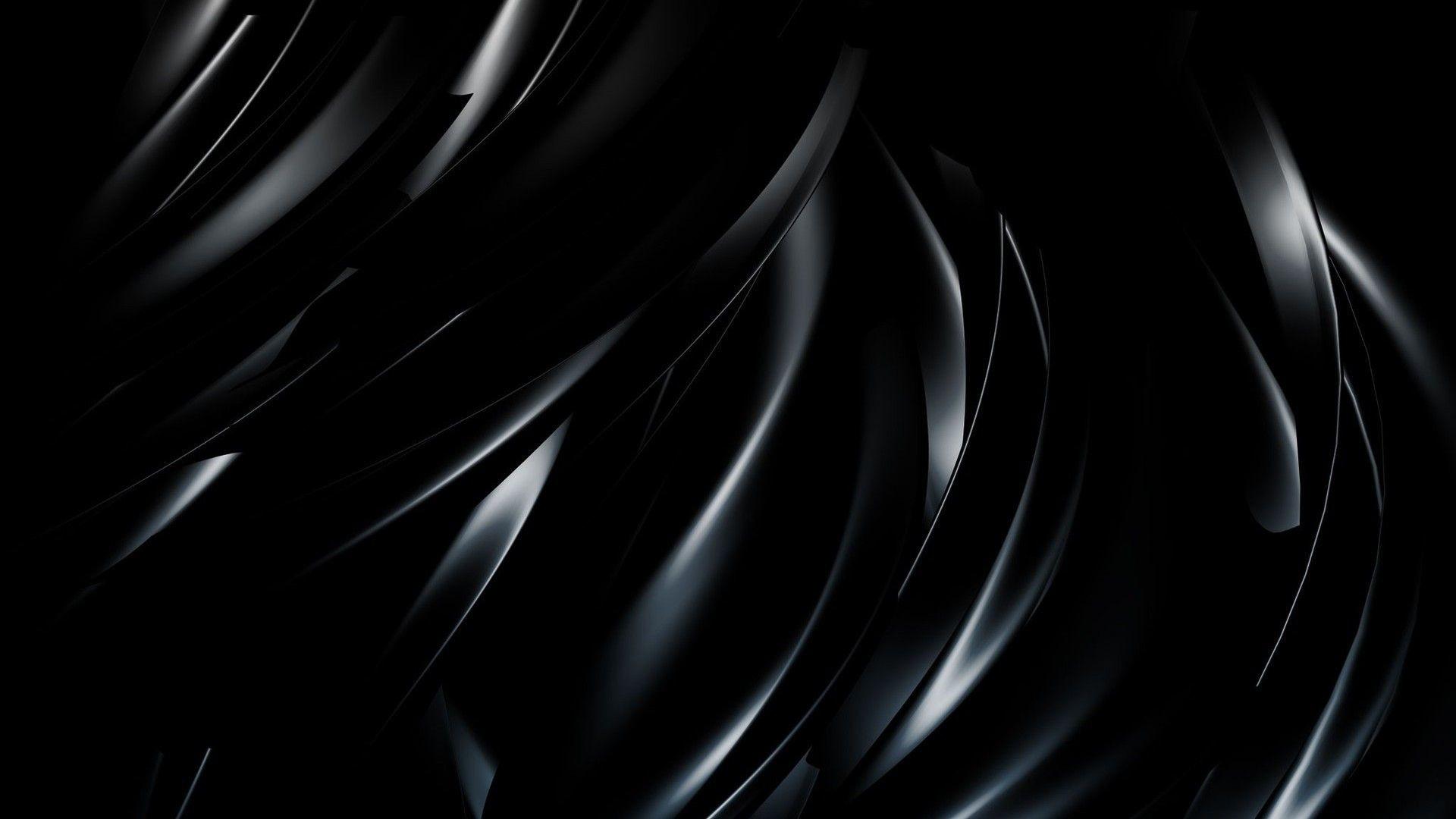 Black Abstract Desktop Background HD 1920×1080