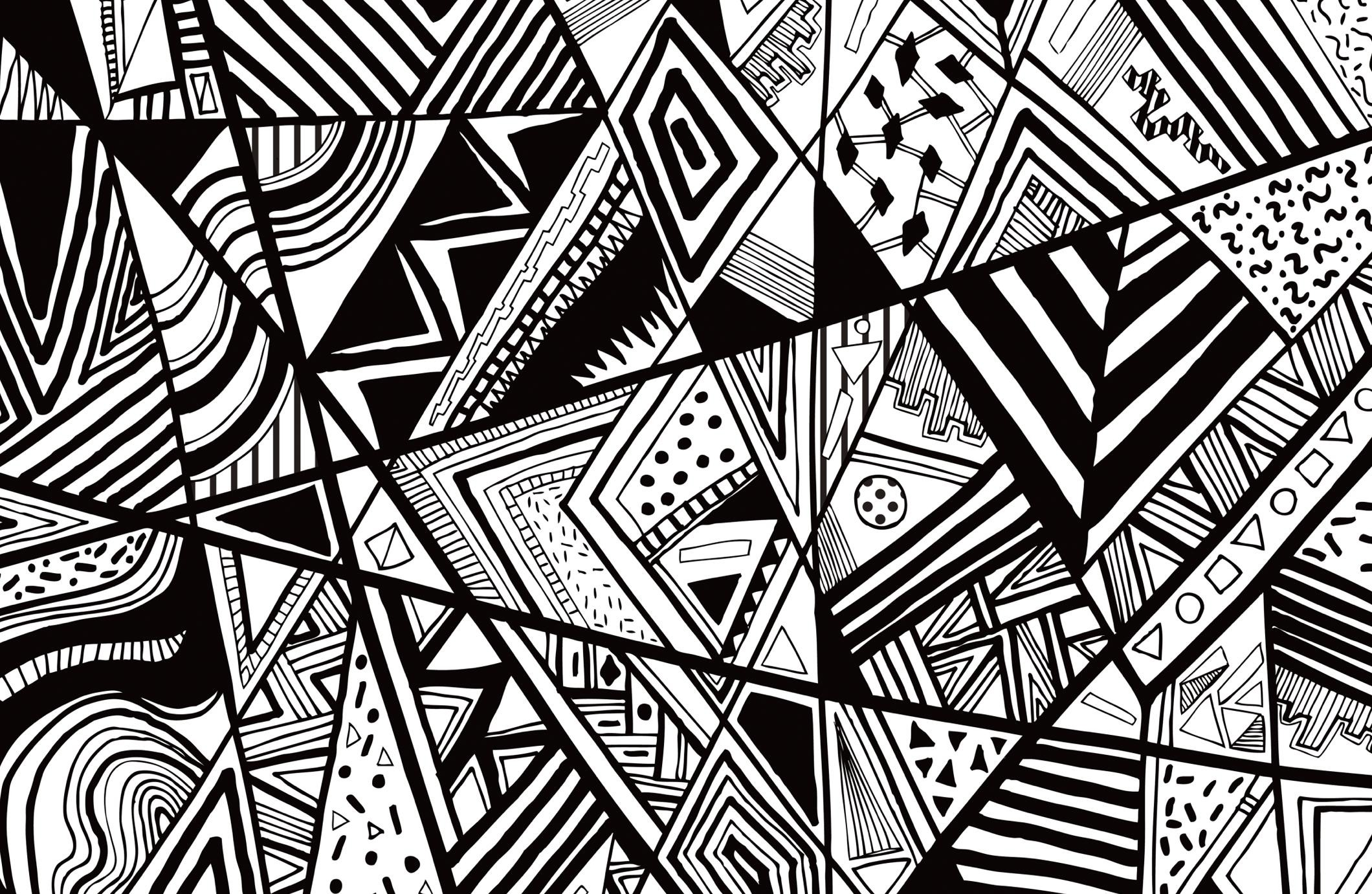 Image Black And White Abstract