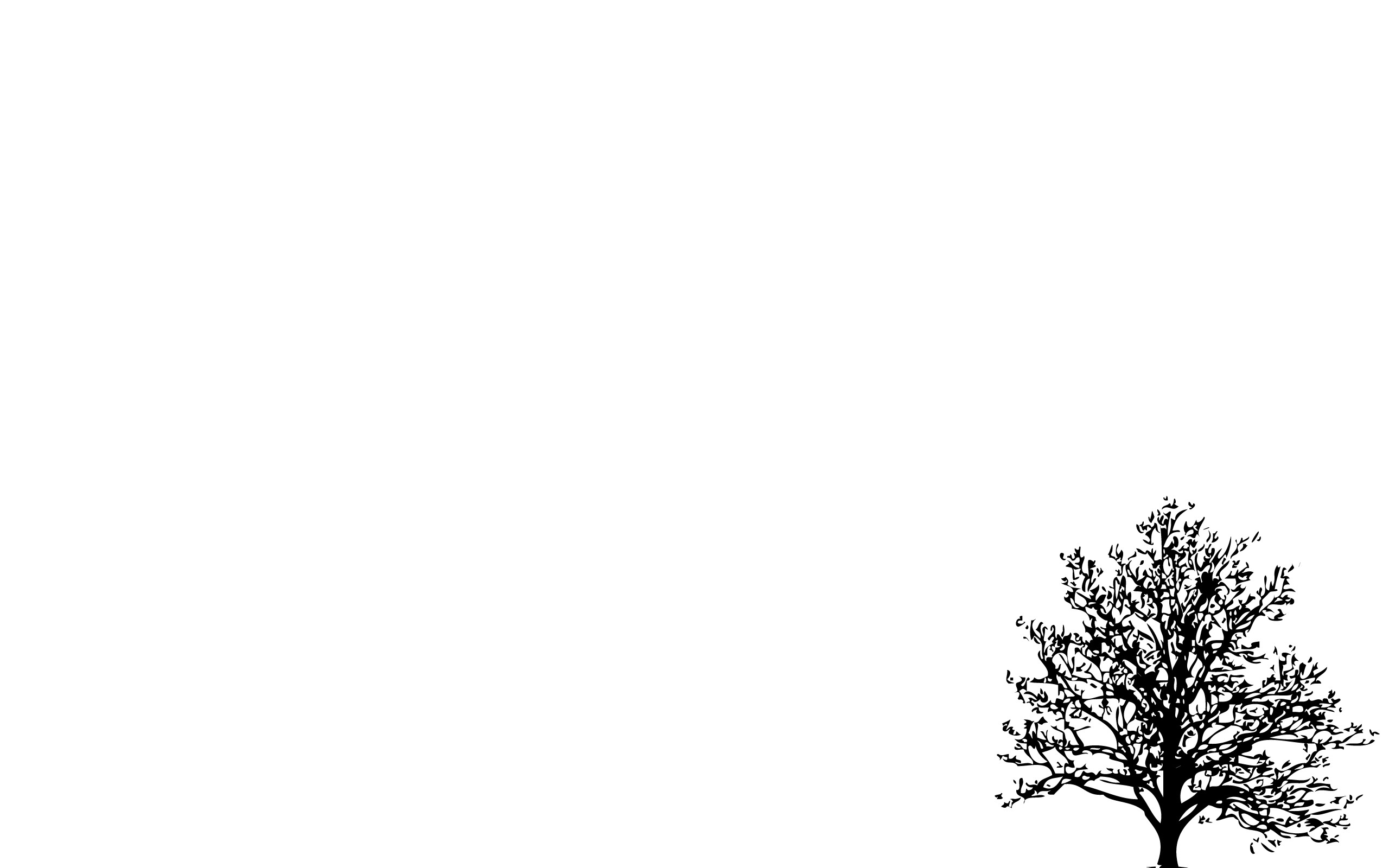 Wallpaper With White Background