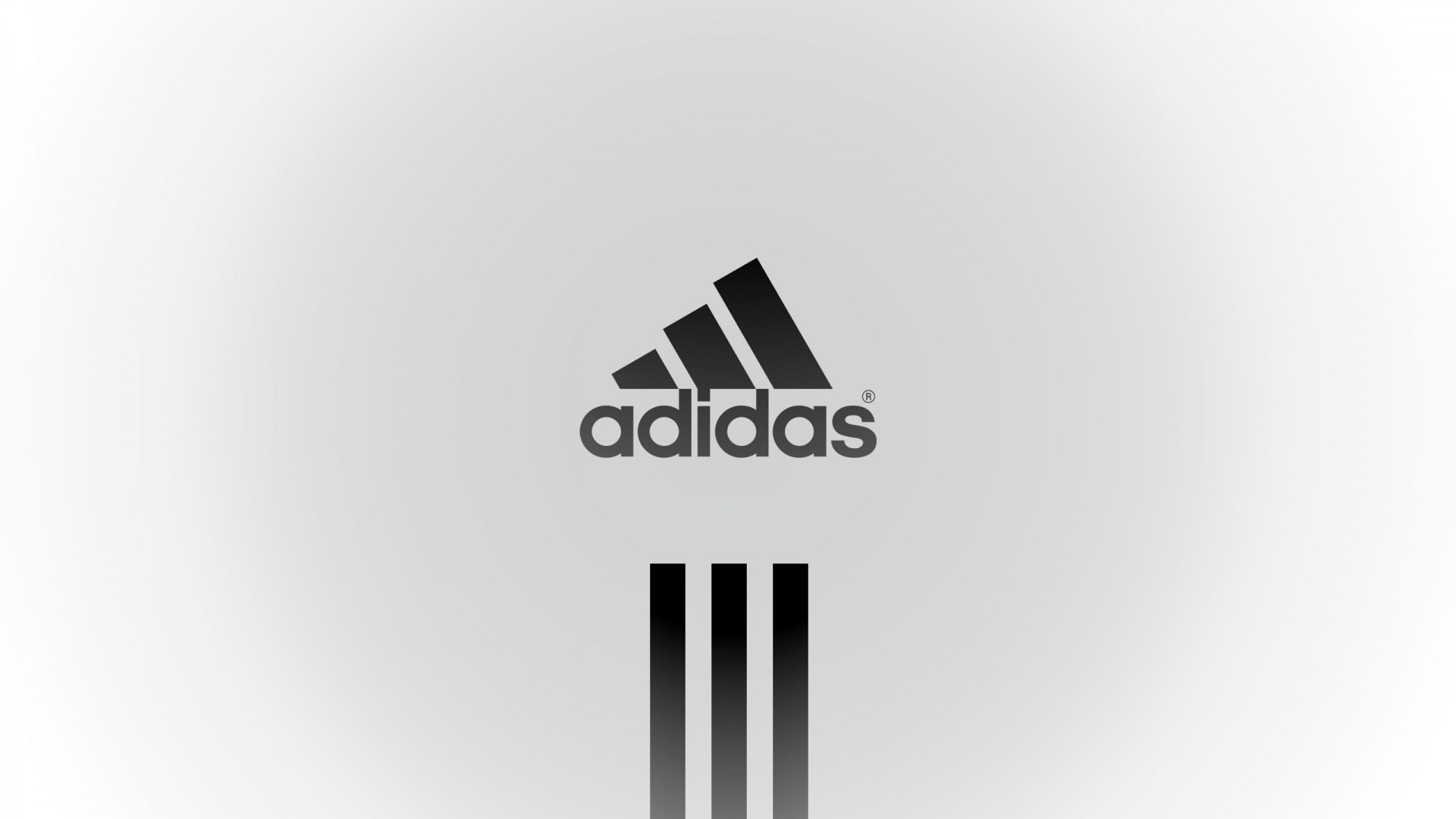 Adidas, Sports, Logo, Brand, Minimalism, White Background Wallpapers HD /  Desktop and Mobile Backgrounds