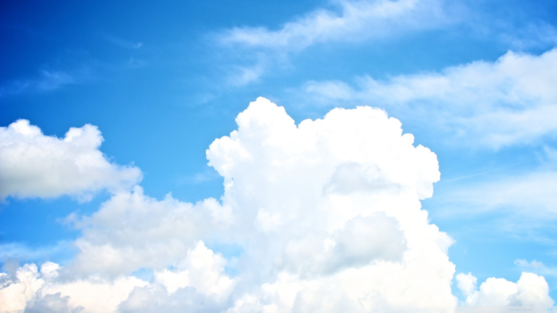 … White Clouds In The Sky HD desktop wallpaper High Definition .