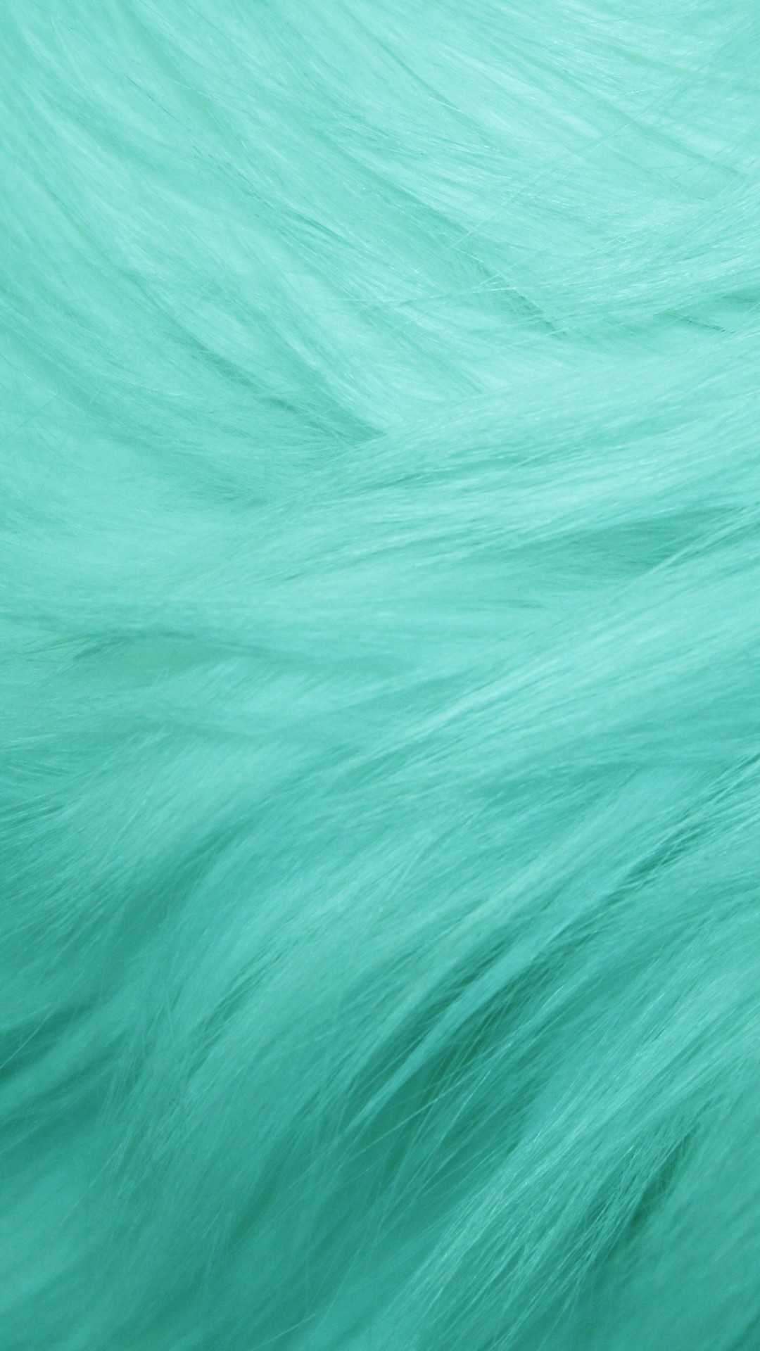 Teal Fur Texture – Tap to see more fluffy wallpapers! – @mobile9