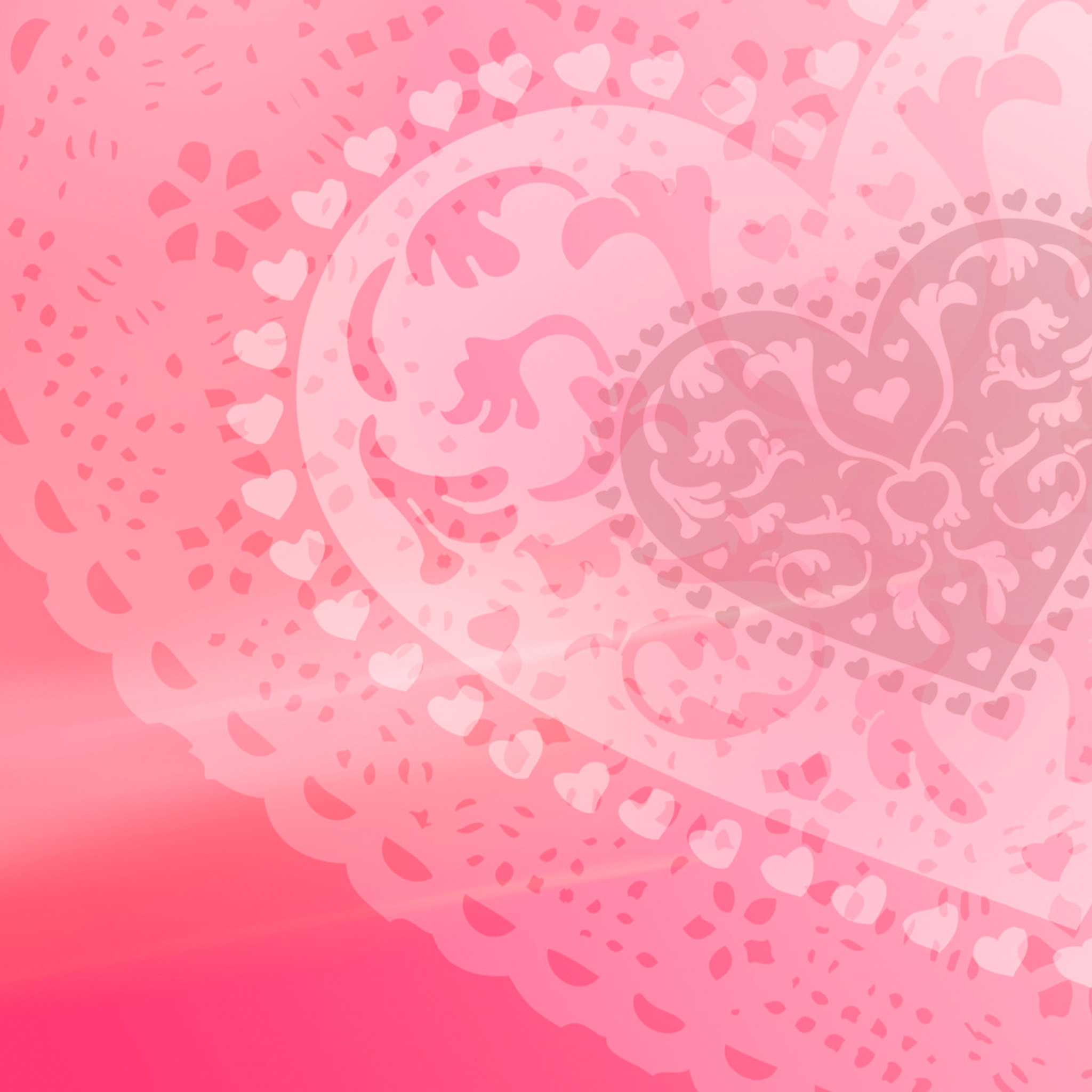 Wallpaper Pink And Red