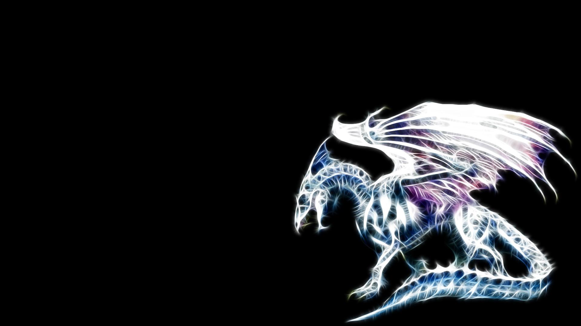 Dragon Background