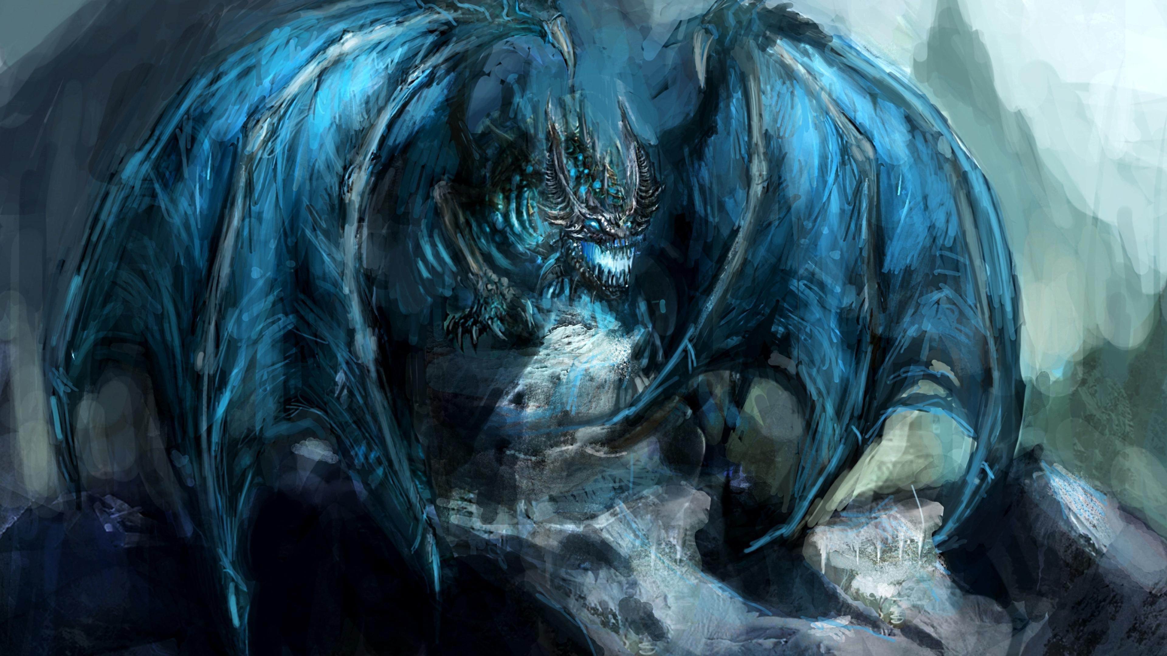 wallpaper.wiki-Ice-Dragon-Wallpaper-PIC-WPE003620