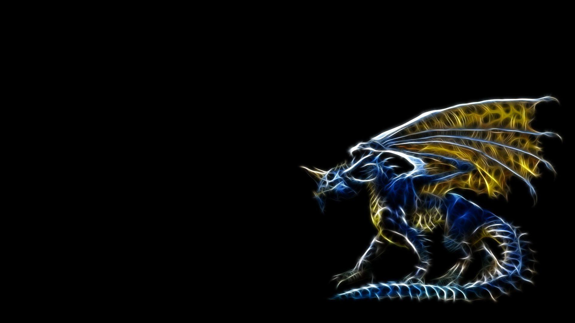 Dragon HD Wallpaper