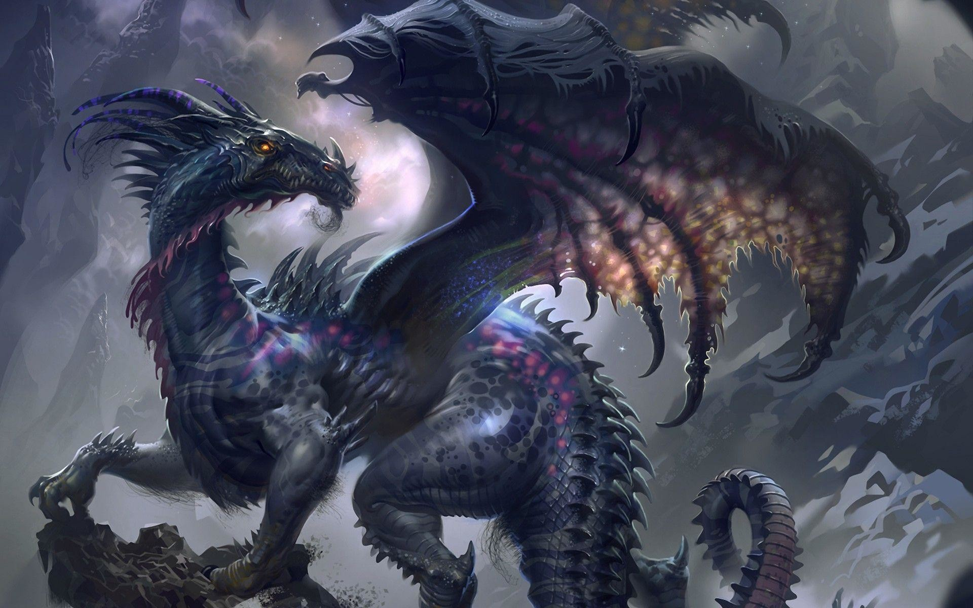 Image – Dark-Dragon-HD-Wallpaper.jpeg – RWBY Fanon Wiki