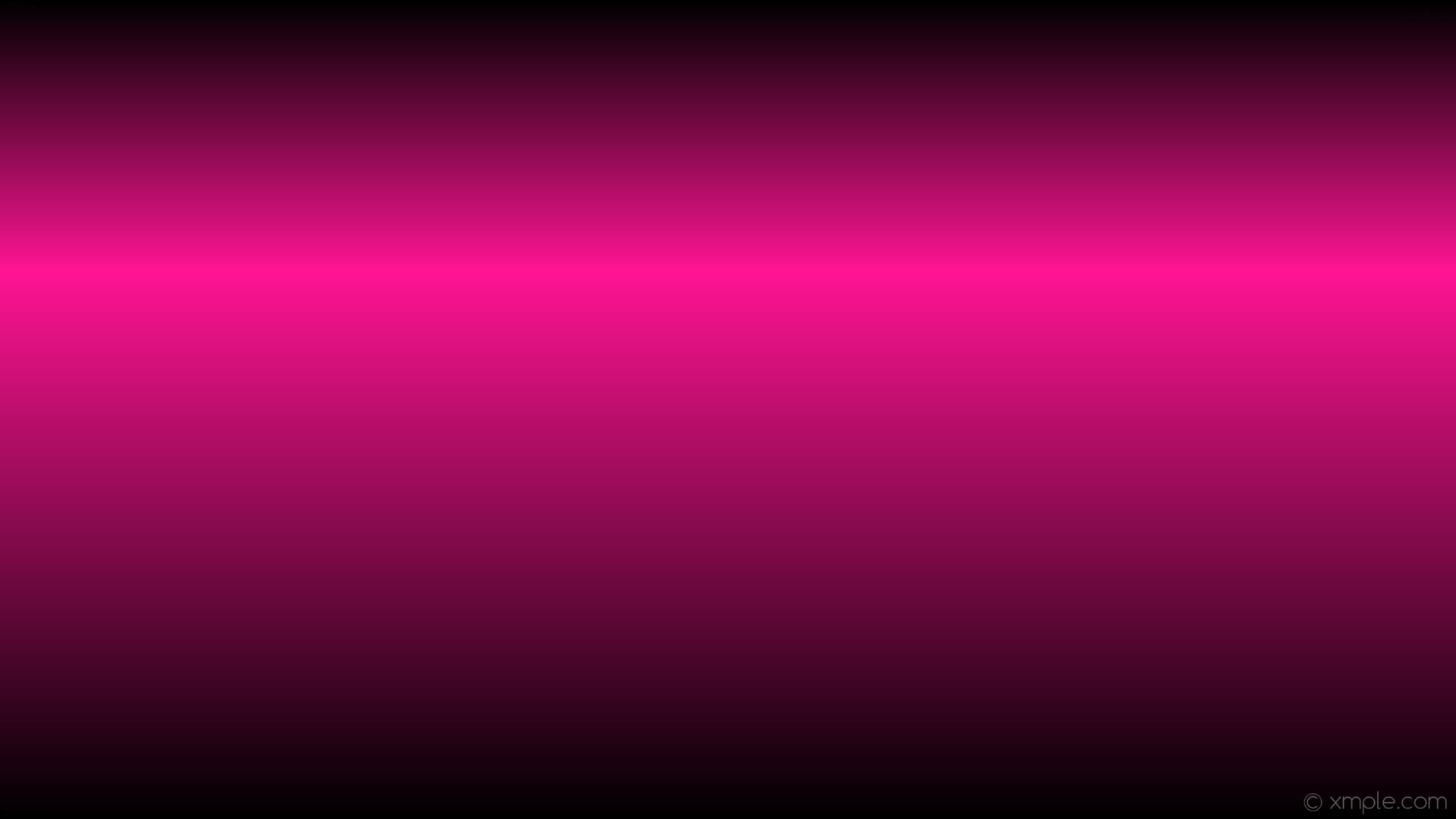 wallpaper pink black linear gradient highlight deep pink #000000 #ff1493  270° 67%
