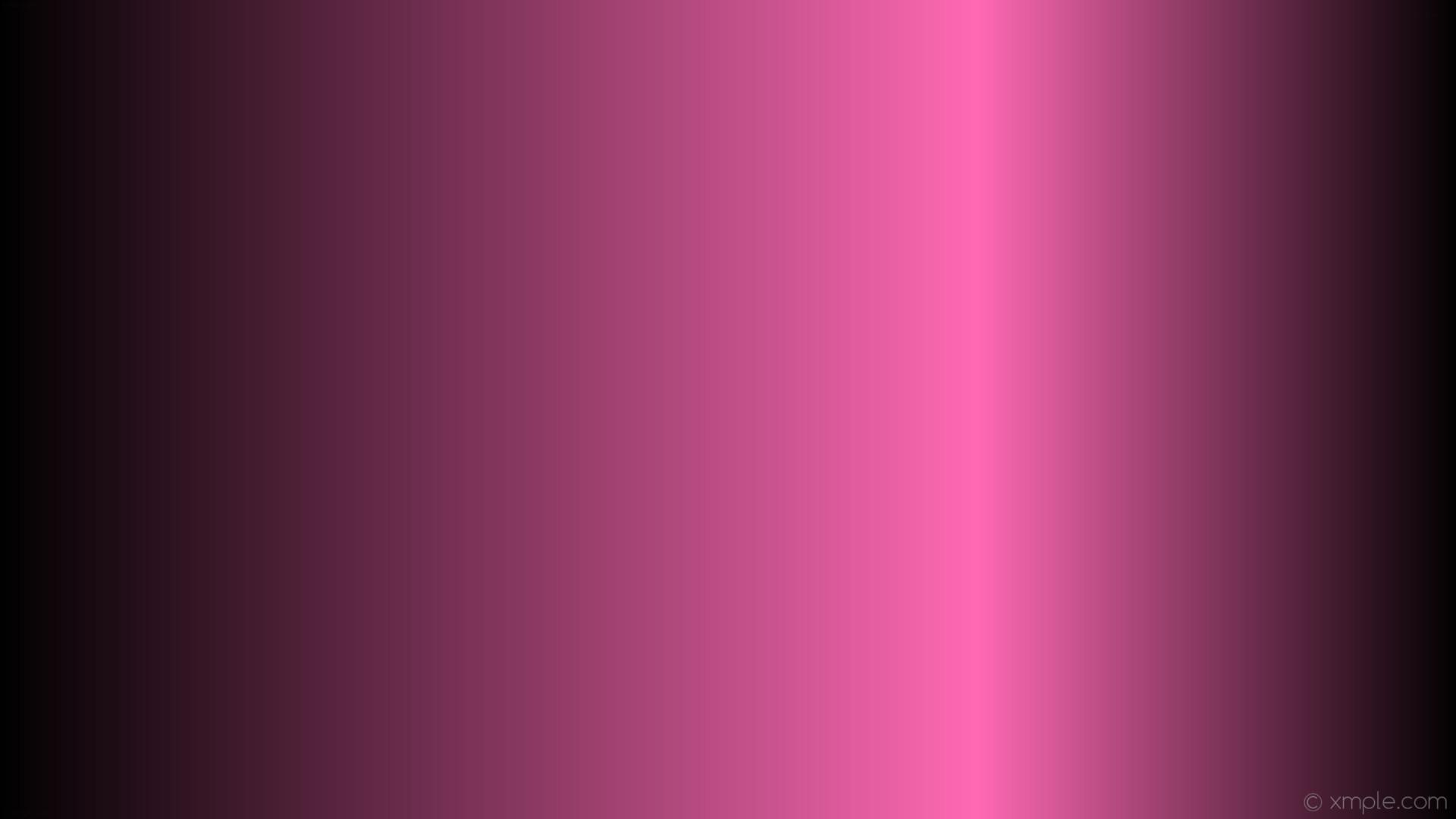 wallpaper highlight black pink gradient linear hot pink #000000 #ff69b4  180° 67%