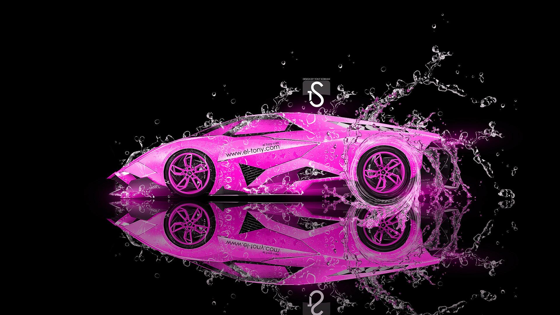 Pink And Black Lamborghini Wallpaper 16 Free Wallpaper