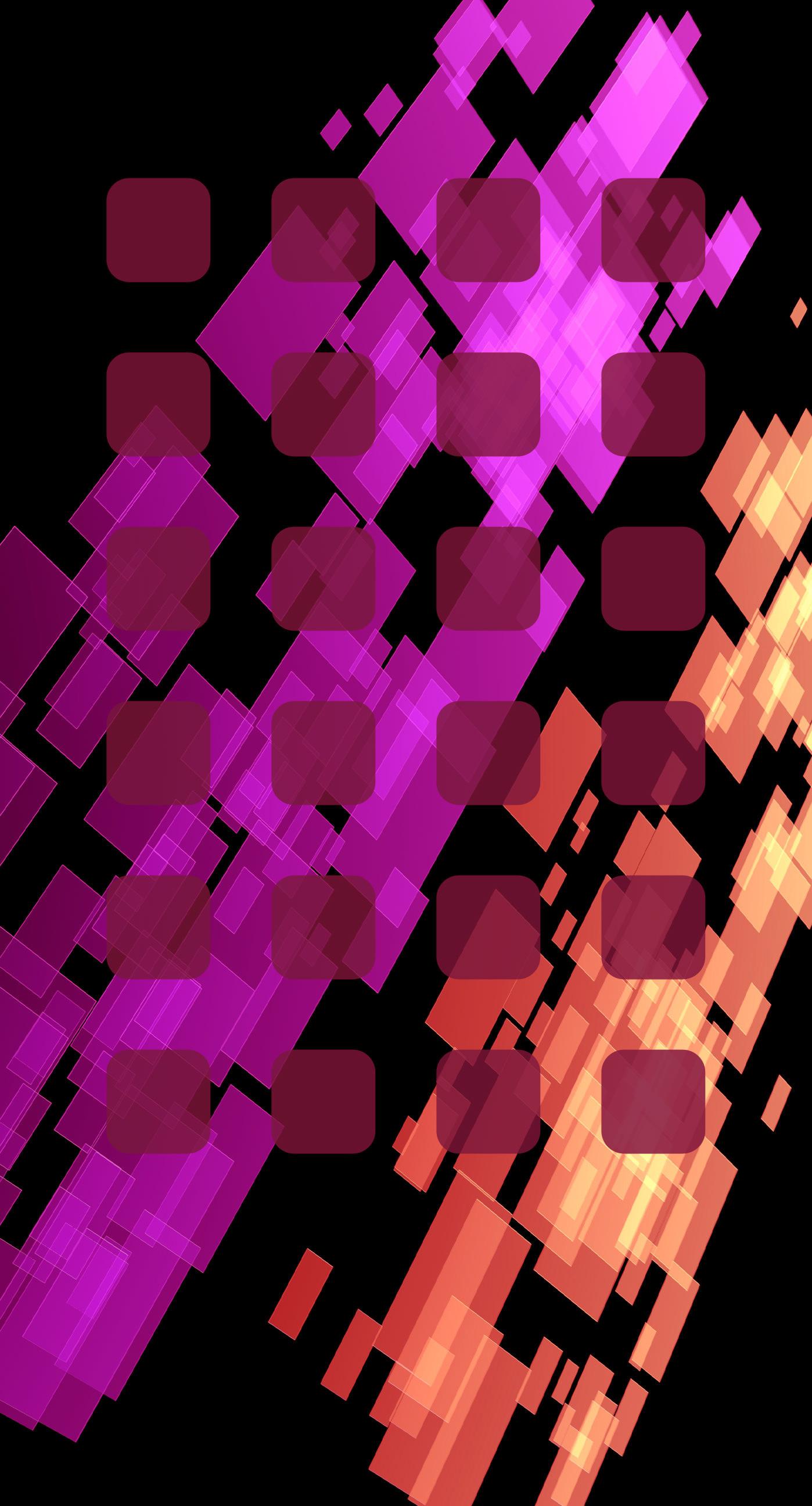 coolpurpleredshelf. iPhone 7 Plus Wallpaper