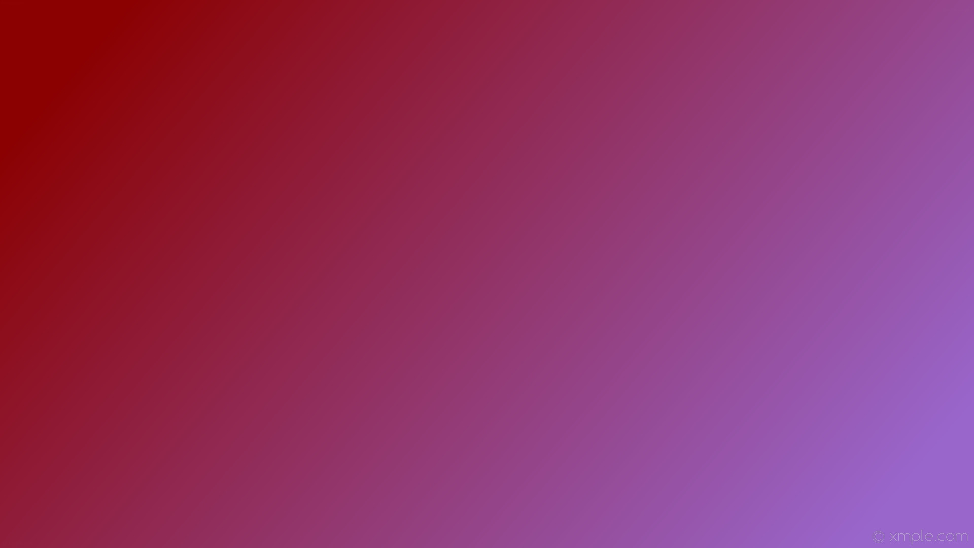 wallpaper gradient linear red purple dark red amethyst #8b0000 #9966cc 165°