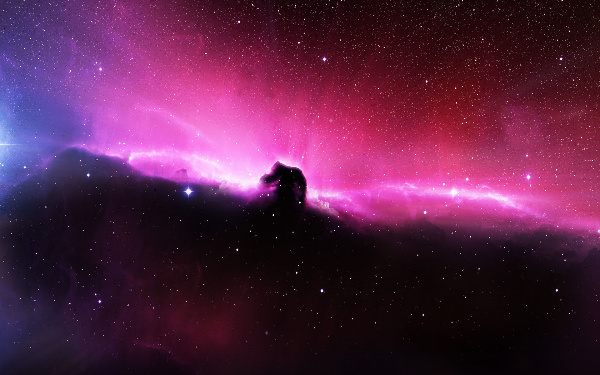 Purple Bright Star Wallpaper colorful desktop background | Abstract .