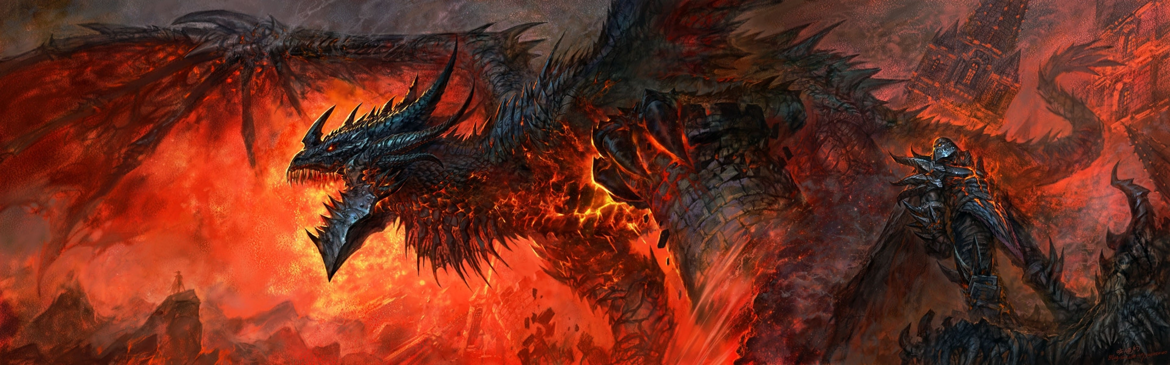 WOW: Deathwing HD pics WOW: Deathwing Wallpapers hd