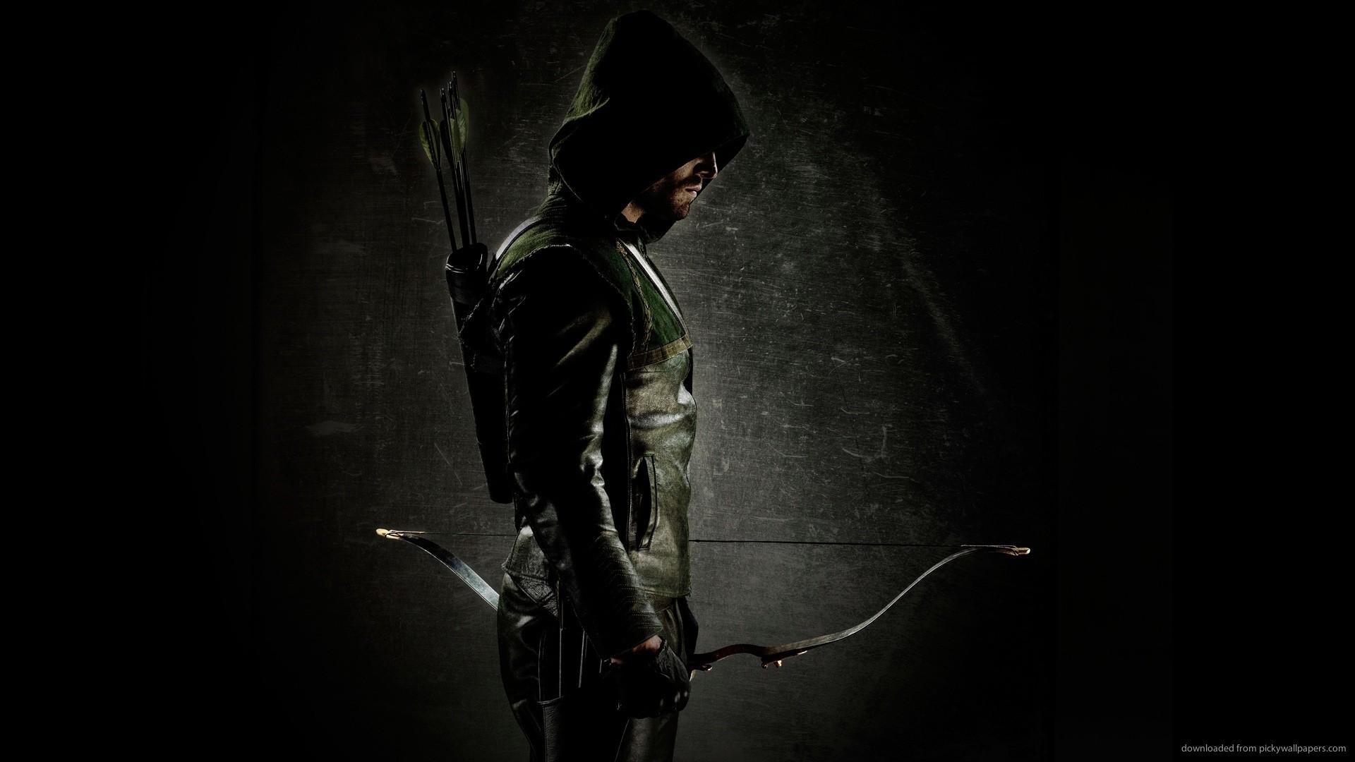Green Arrow for 1920×1080