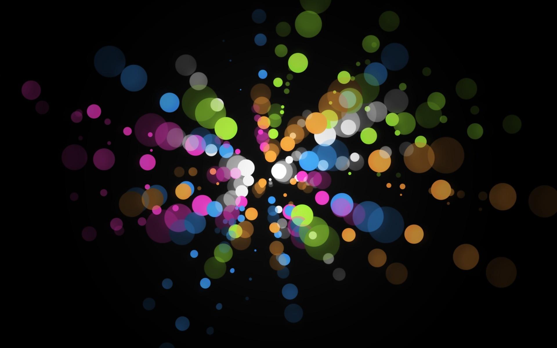 Color Dots desktop wallpaper