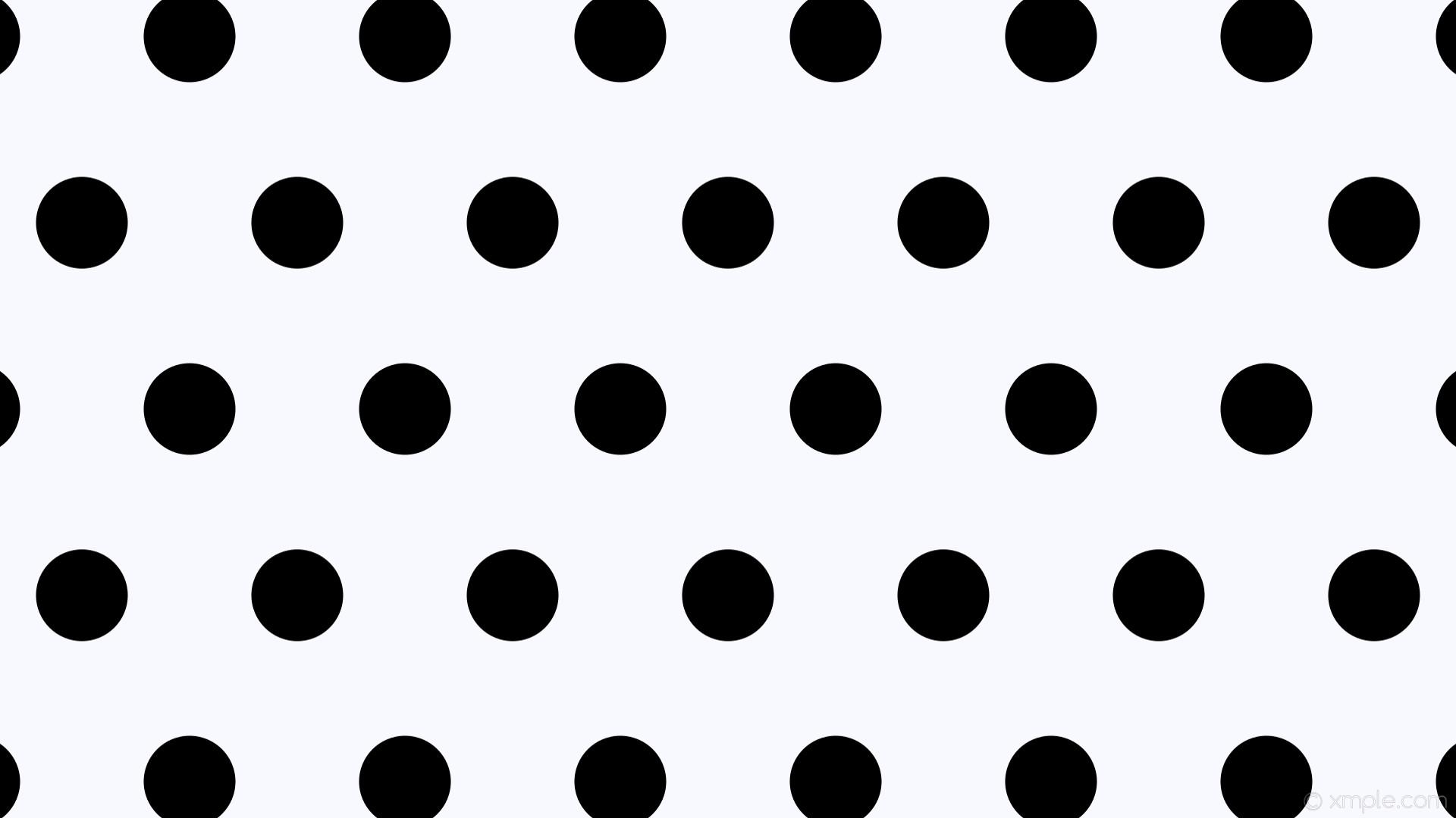 wallpaper black polka dots hexagon white ghost white #f8f8ff #000000 0°  121px 284px