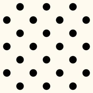 Black and White Dot