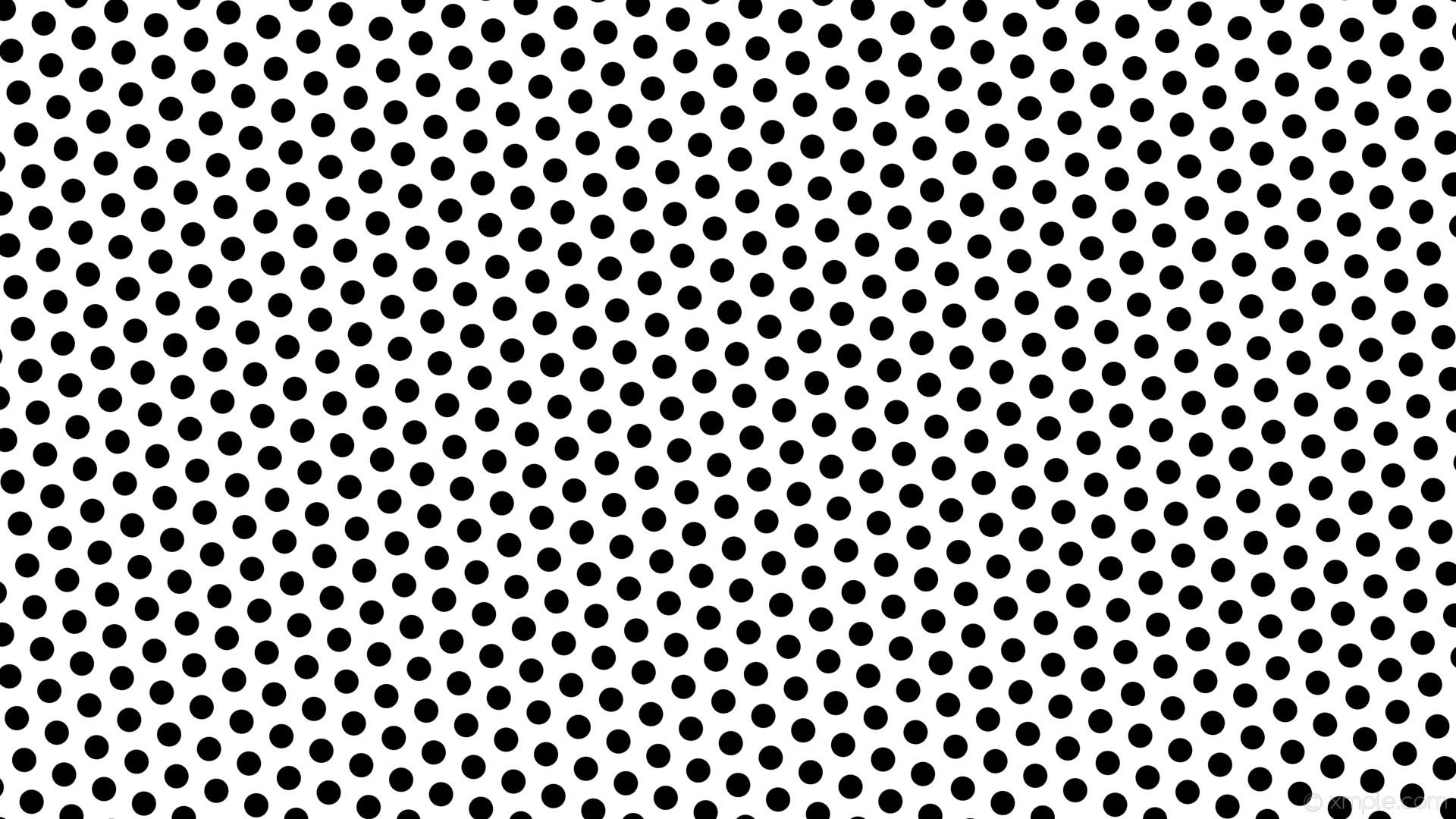 wallpaper white polka dots black hexagon #ffffff #000000 diagonal 40° 32px  56px
