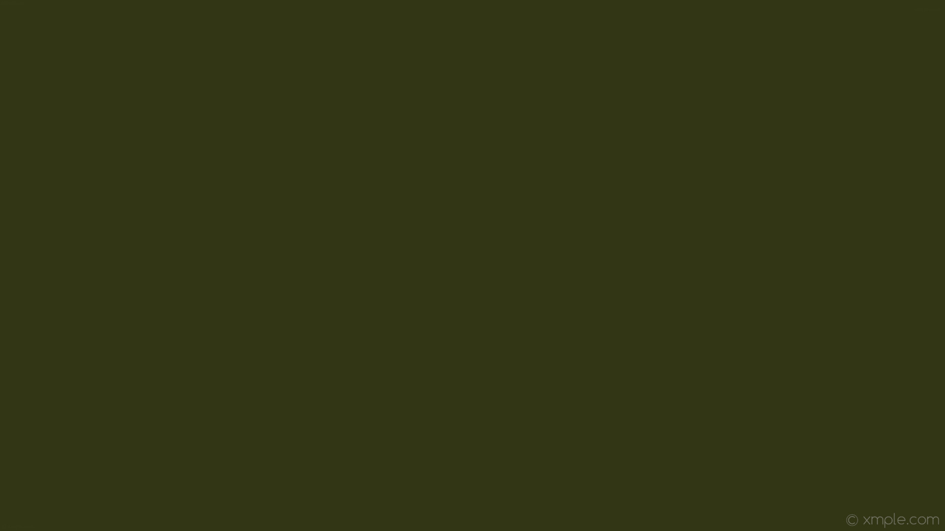 wallpaper solid color one colour single plain yellow dark yellow #323615