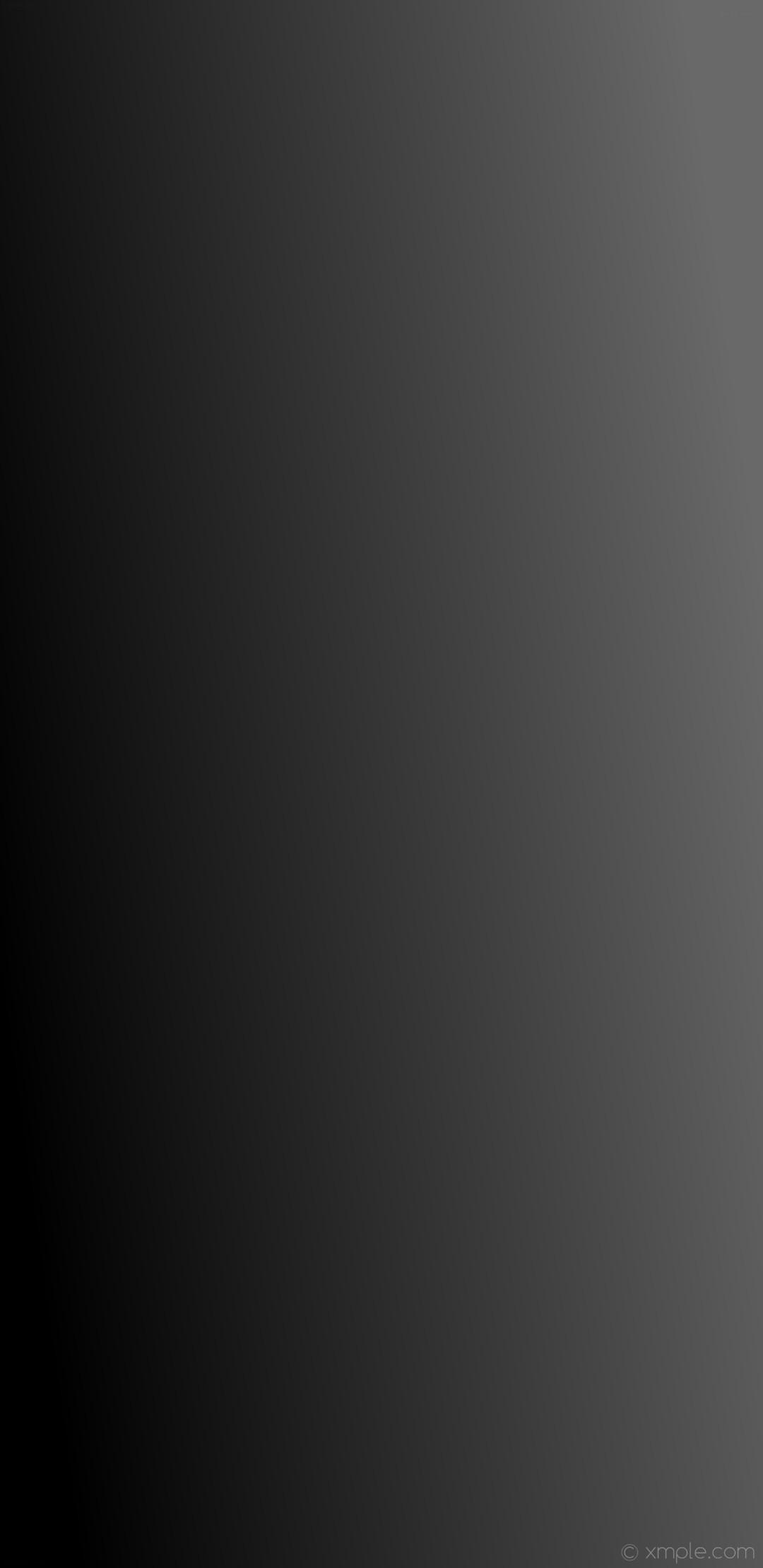 wallpaper gradient linear black grey dim gray #696969 #000000 30°