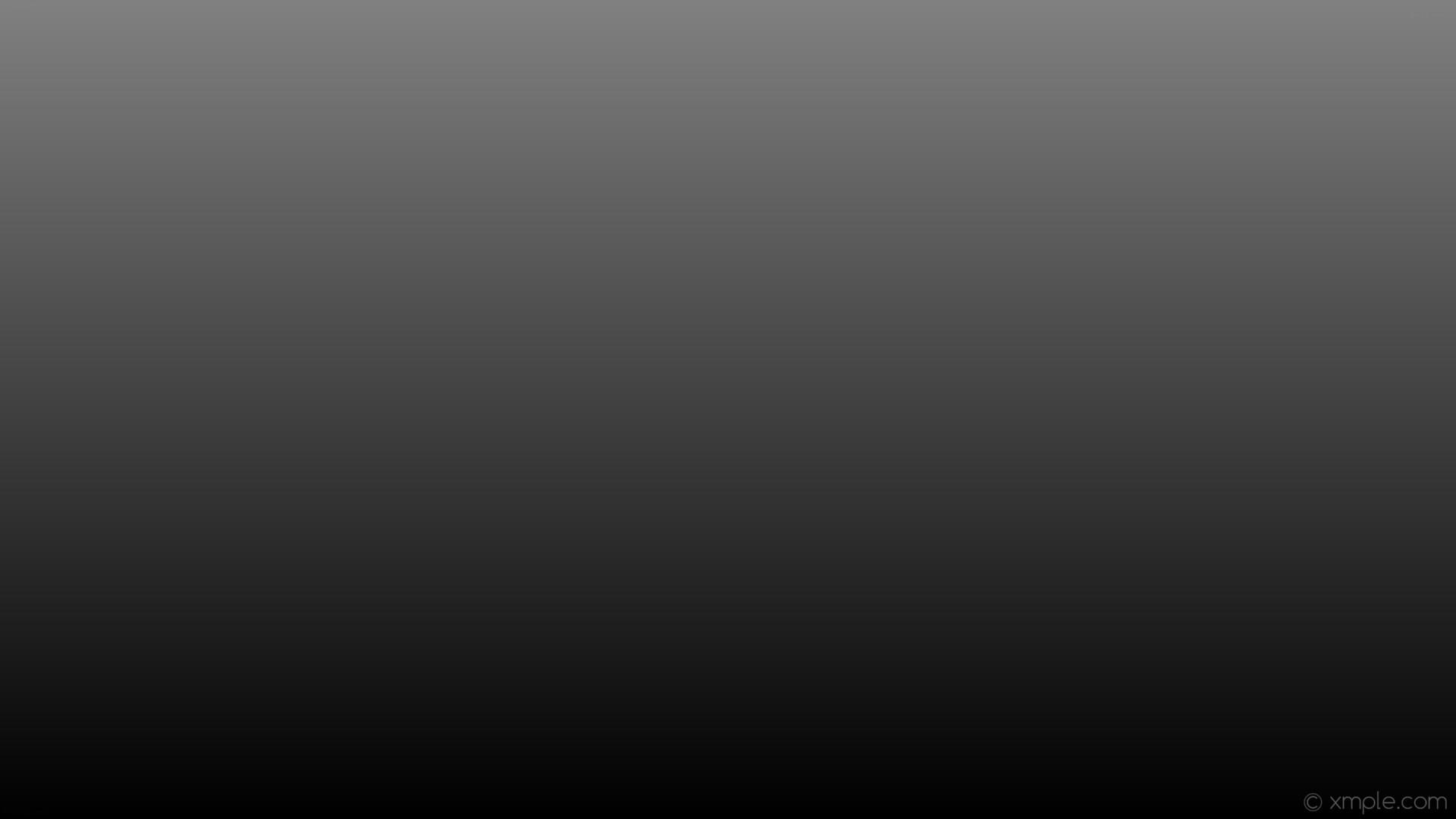 wallpaper black grey gradient linear gray #000000 #808080 270°