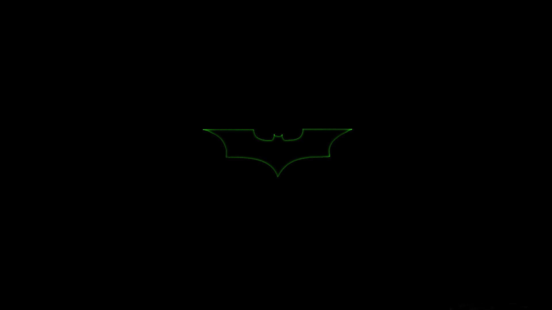 hd pics photos stunning batman logo dark green neon attractive hd quality desktop  background wallpaper