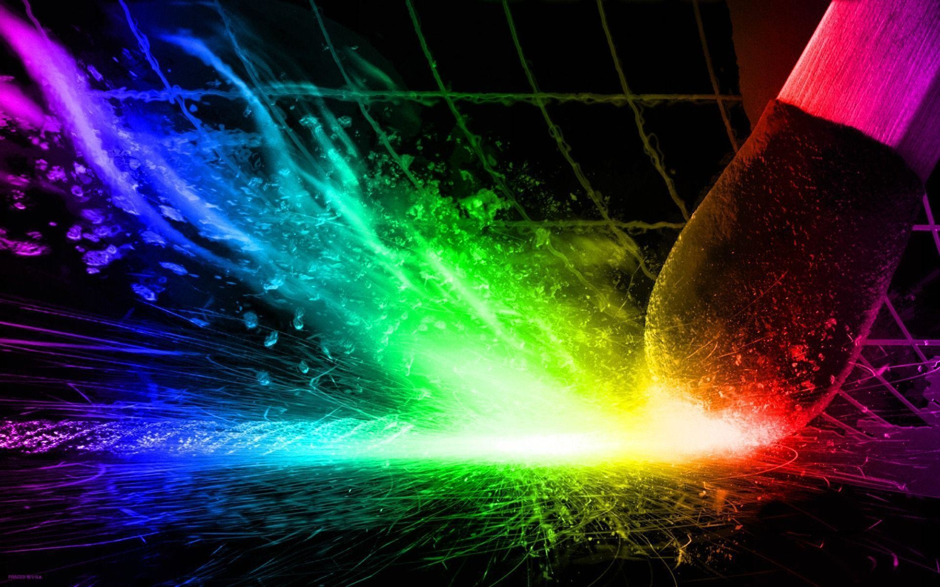 Wallpapers For > Bright Colored Backgrounds