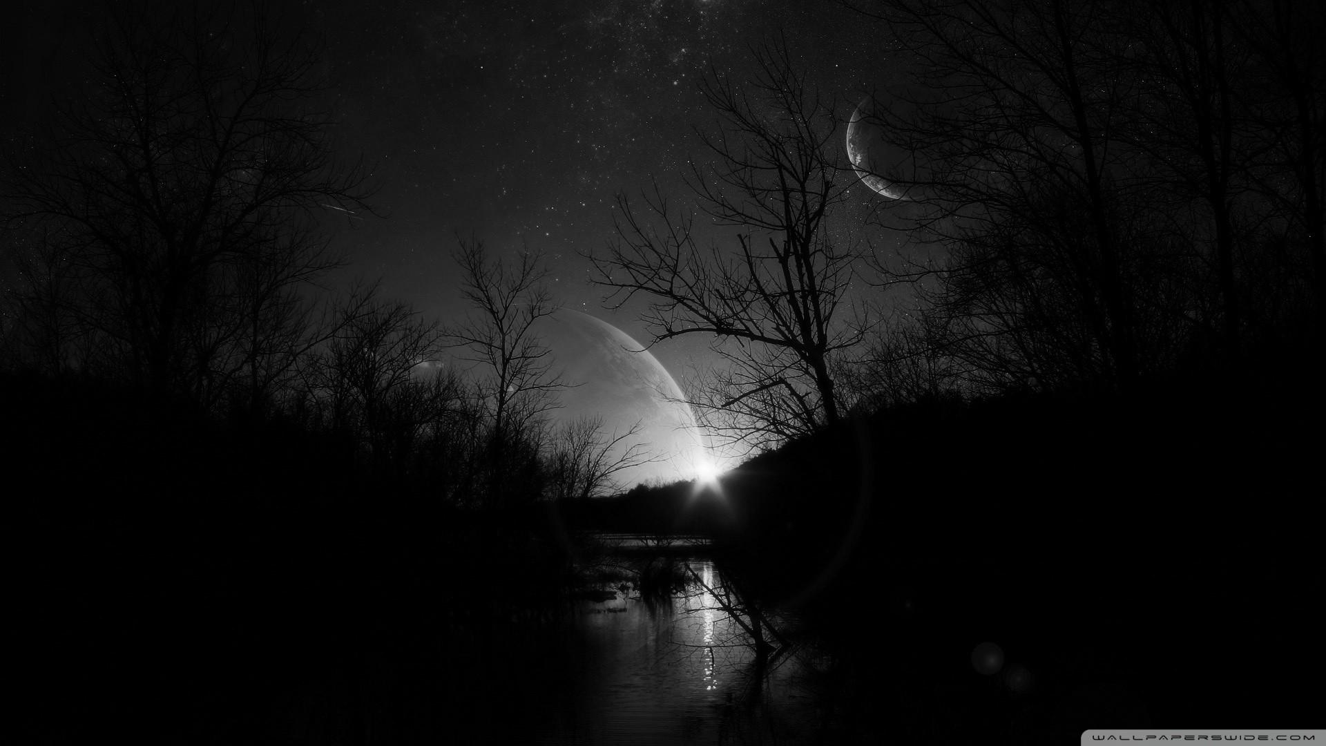 … dark night hd desktop wallpaper widescreen high definition …
