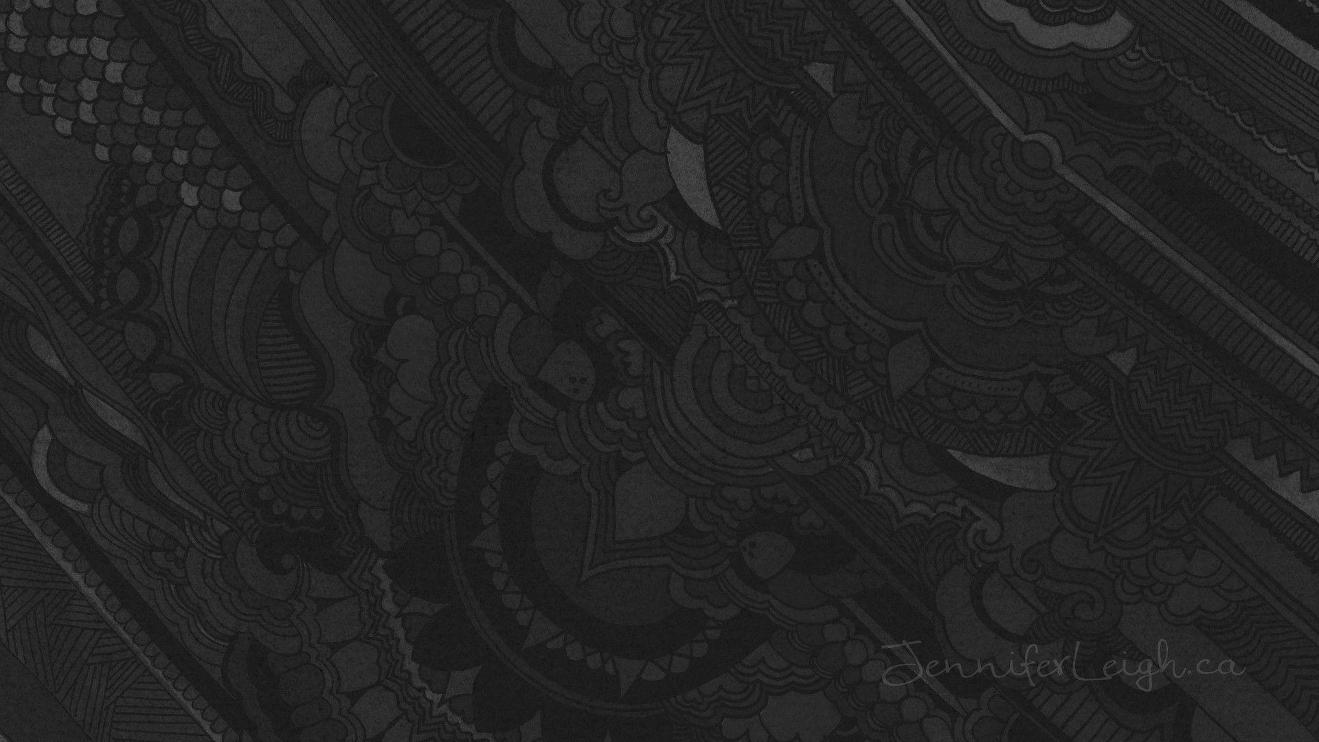 Wallpapers For > Dark Wallpaper 1920×1080