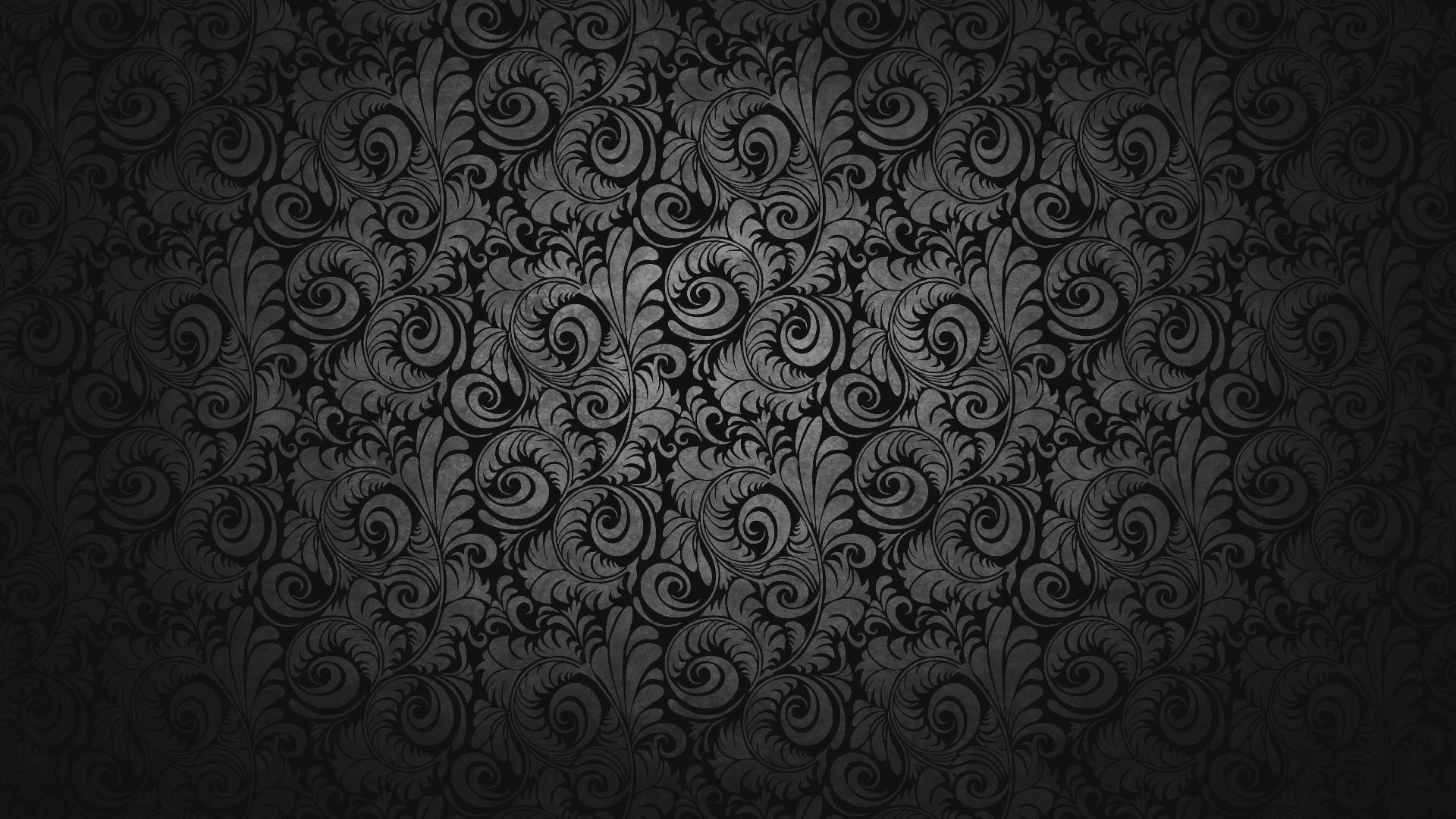 Wallpaper patterns, black, texture, dark
