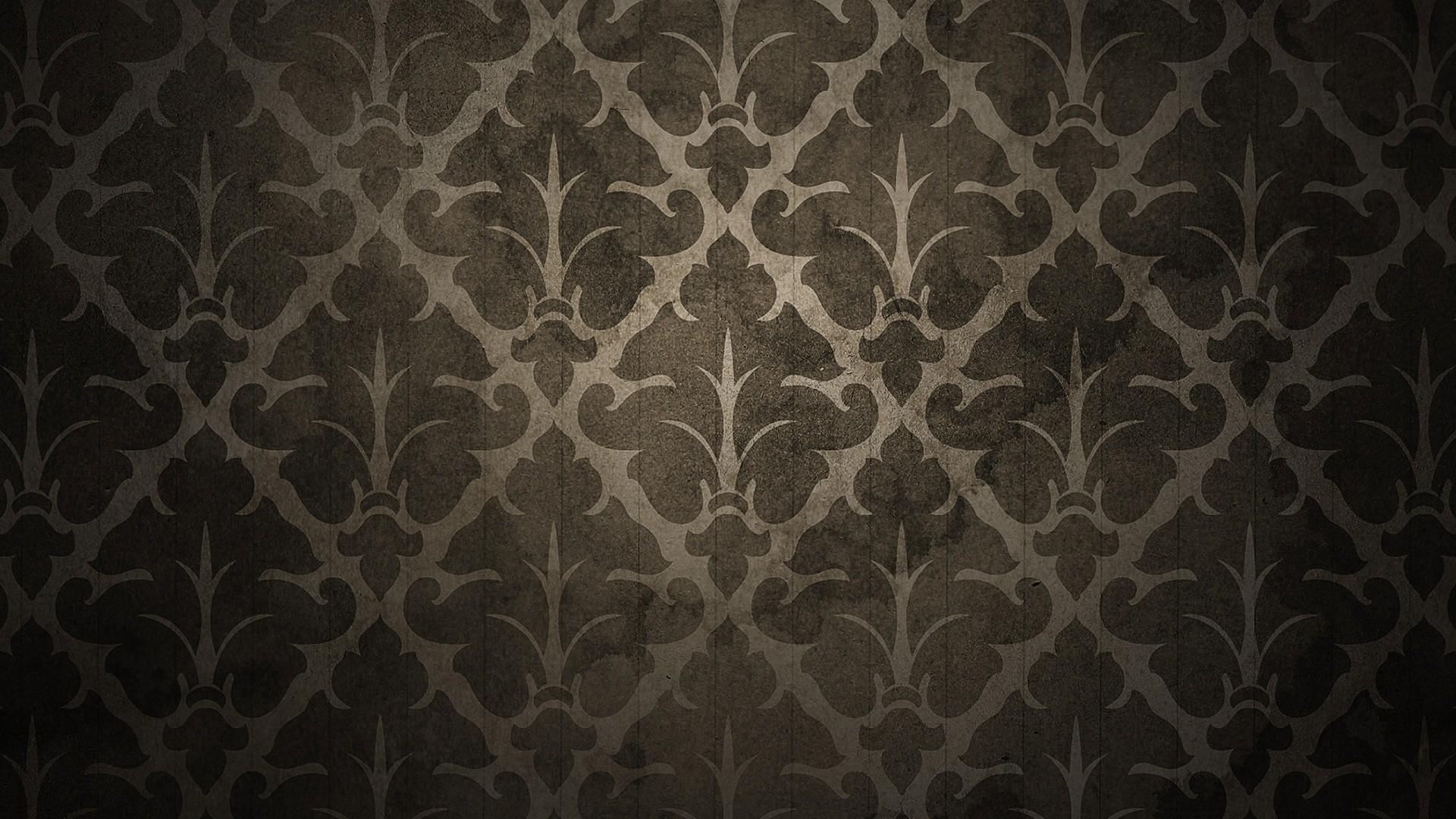 Wallpaper texture, vintage, wall, background, dark