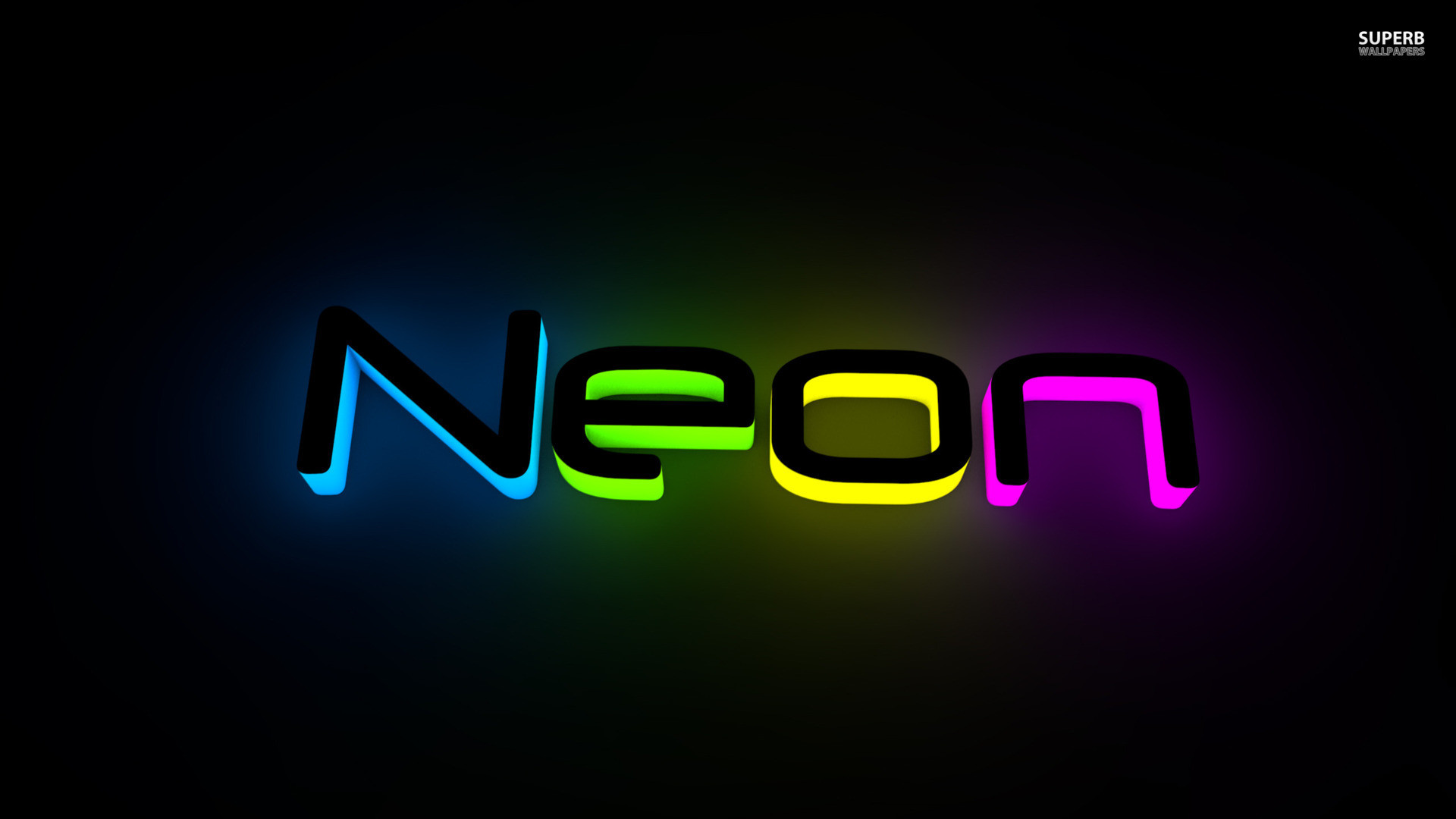 Wallpapers And Backgrounds: Black/Neon/White Wallpapers | Neon | Pinterest  | White wallpaper, Neon wallpaper and Wallpaper