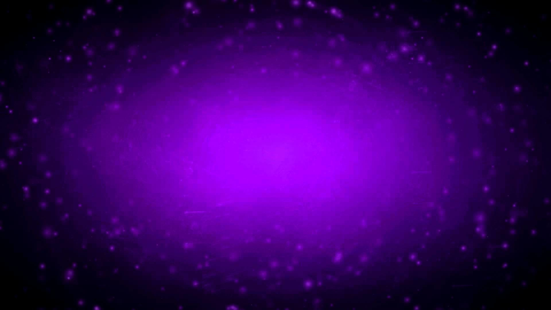 Purple Particle Tunnel – HD Motion Graphics Background Loop