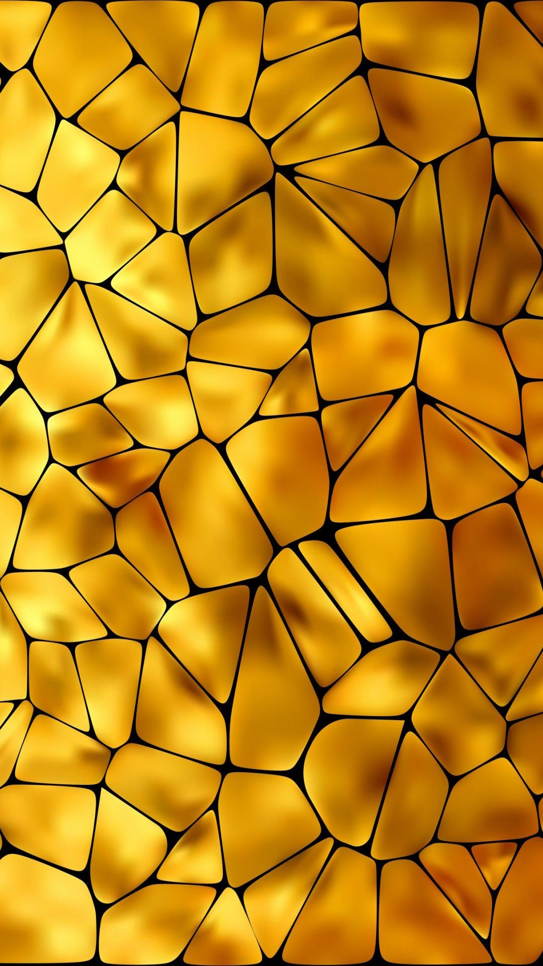 gold abstraction background 1080×1920